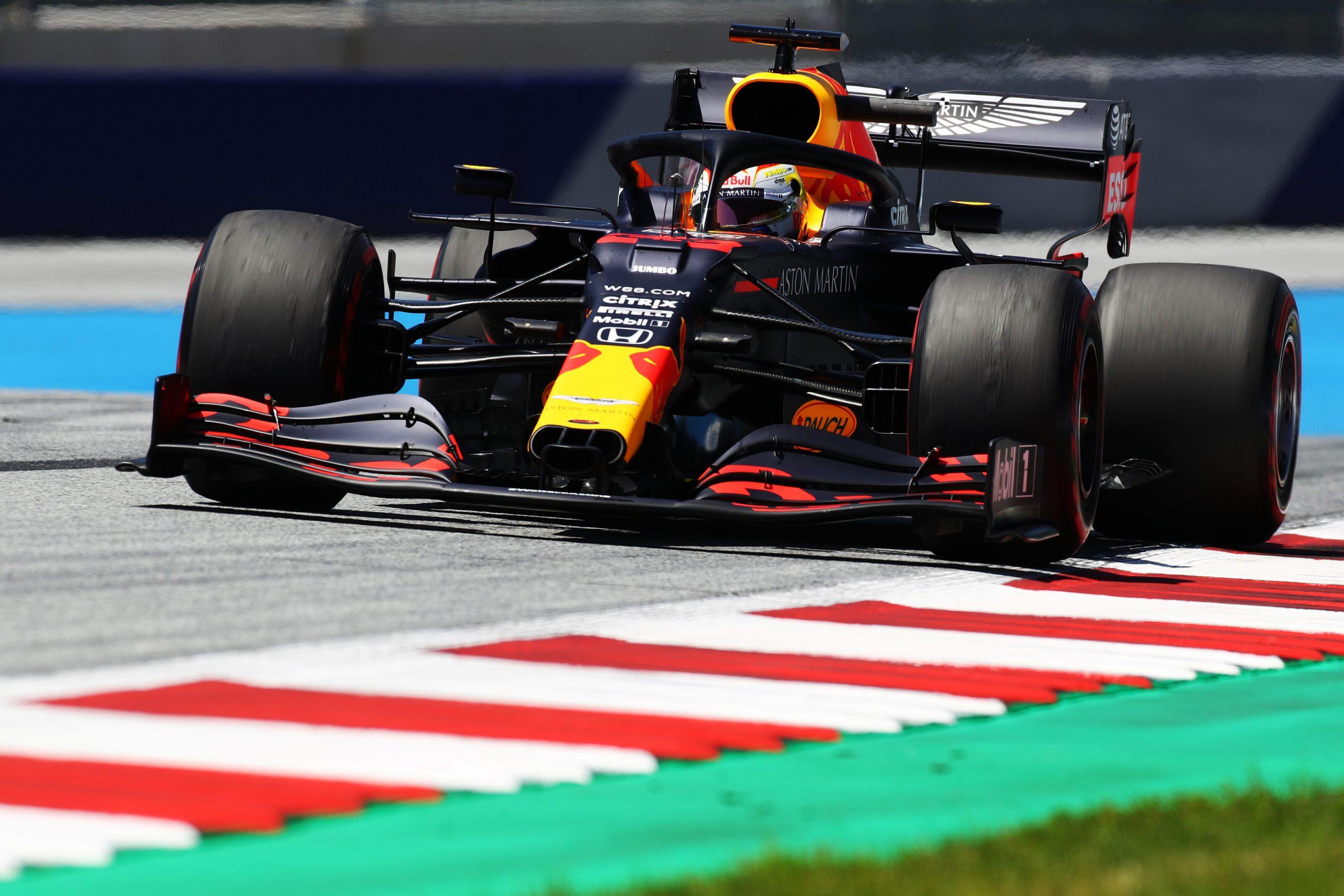 F1 - GP de Styrie - EL2 : Verstappen le plus rapide, Ricciardo pulvérise sa Renault