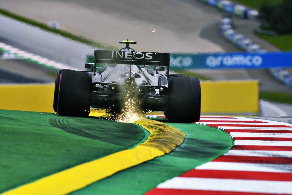 F1 - La grille de départ officielle du GP de Styrie