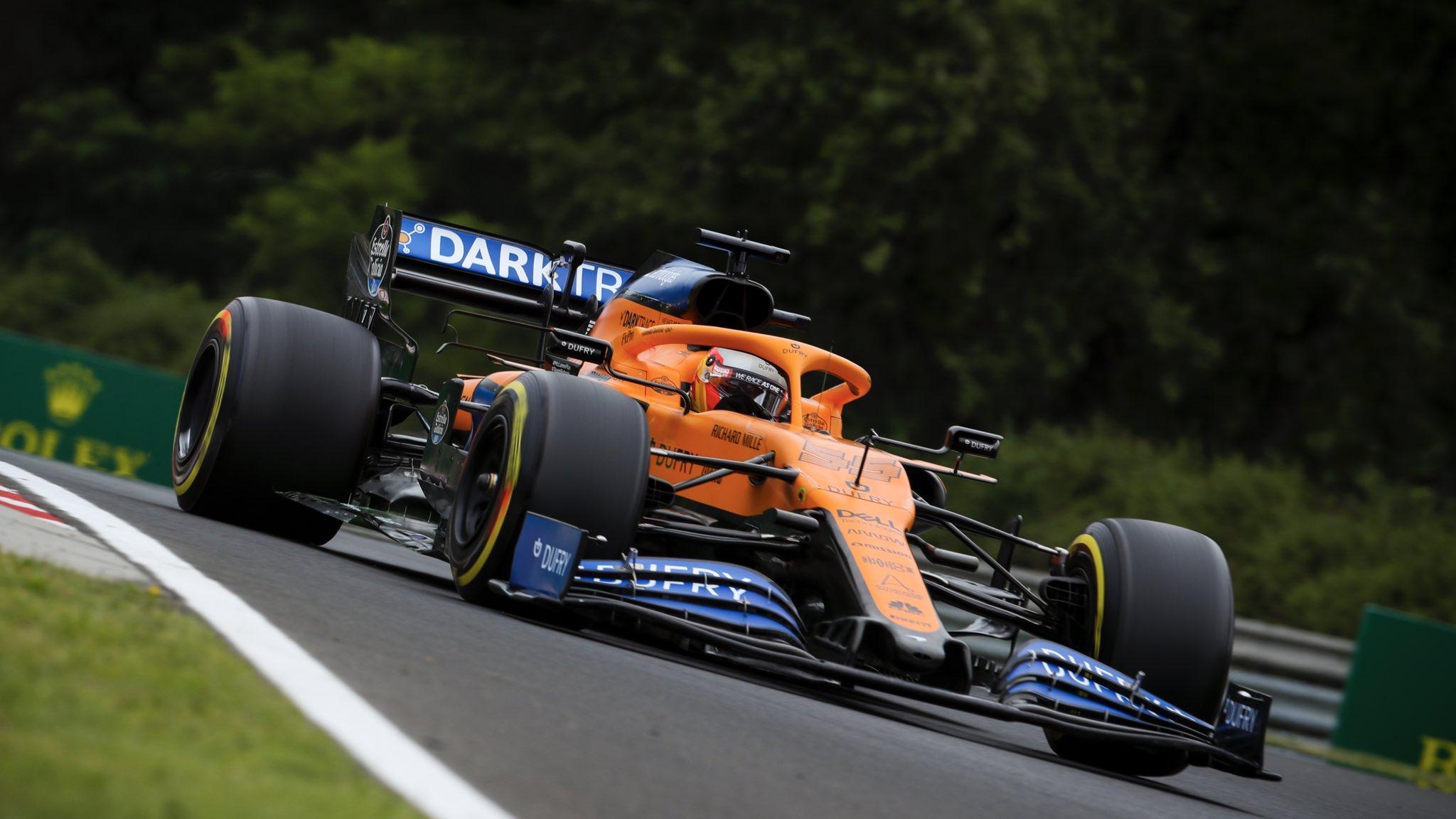 F1 - McLaren soutient la démarche de Renault dans l'affaire Racing Point
