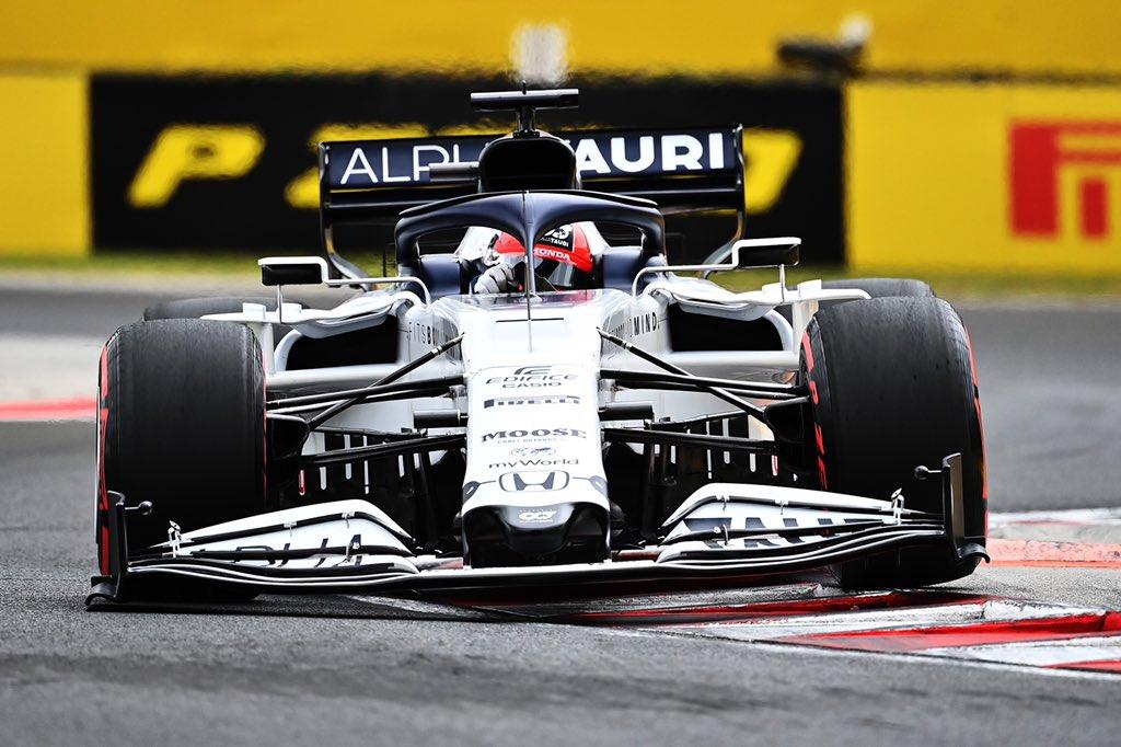 F1 - Pierre Gasly abandonne sur un problème de boite de vitesses à Budapest