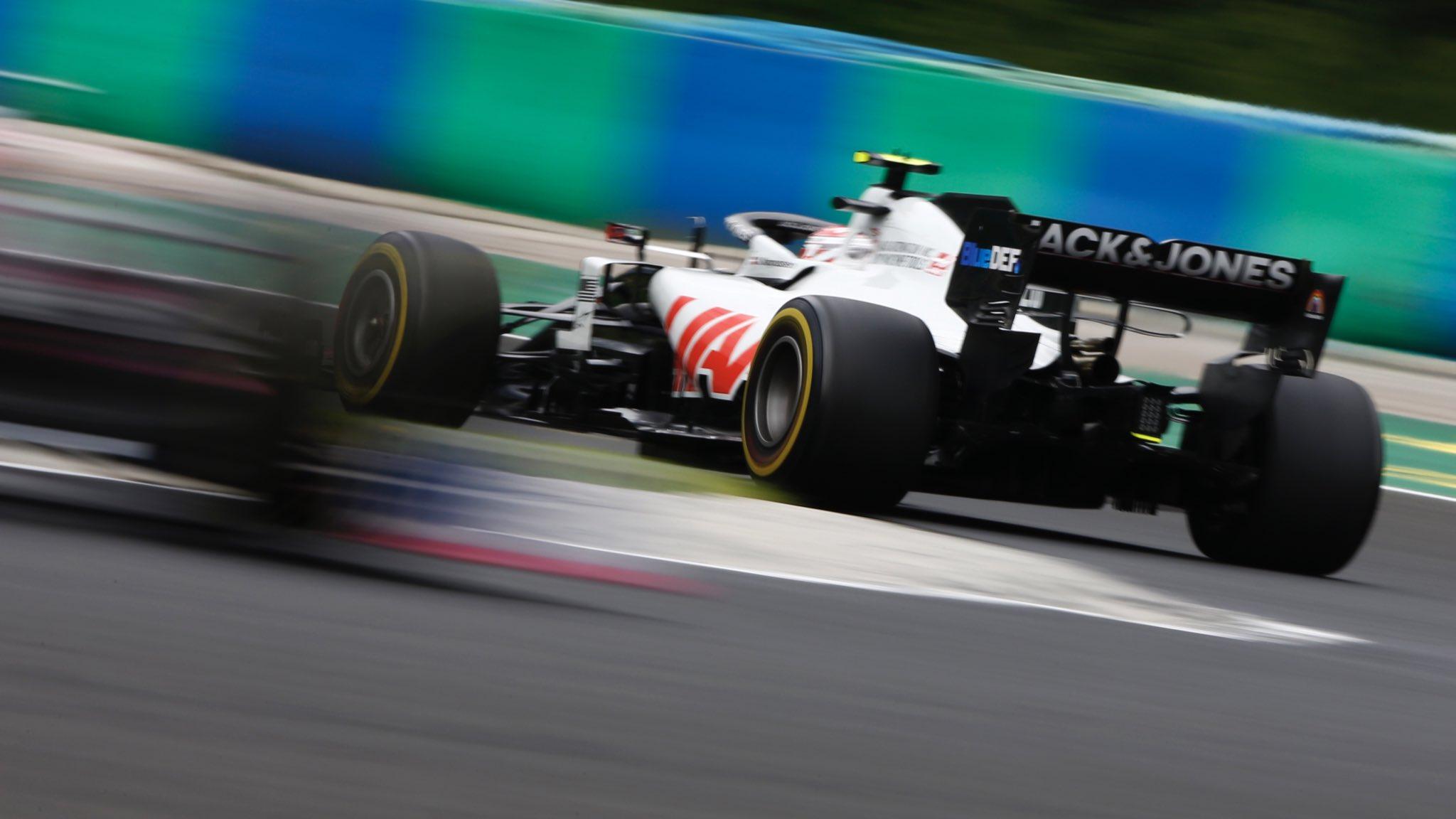 F1 - La pénalité infligée aux pilotes Haas expliquée