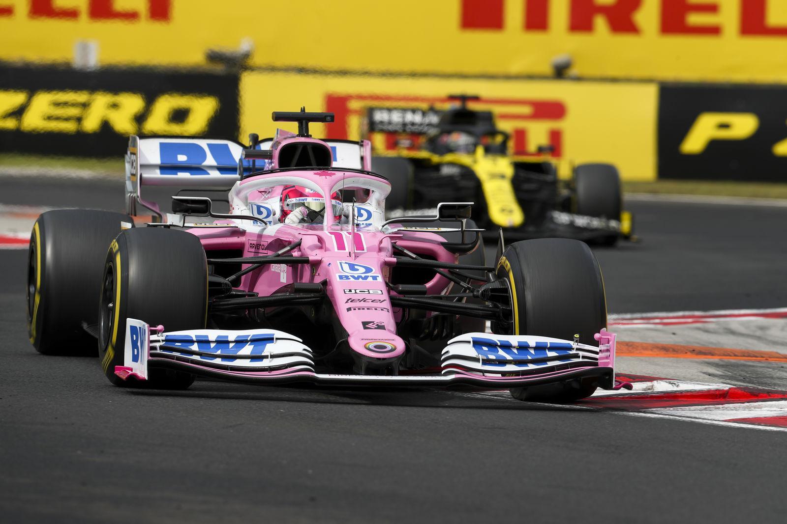 F1 - Protestation de Renault : Aucune nouvelle pièce saisie par la FIA