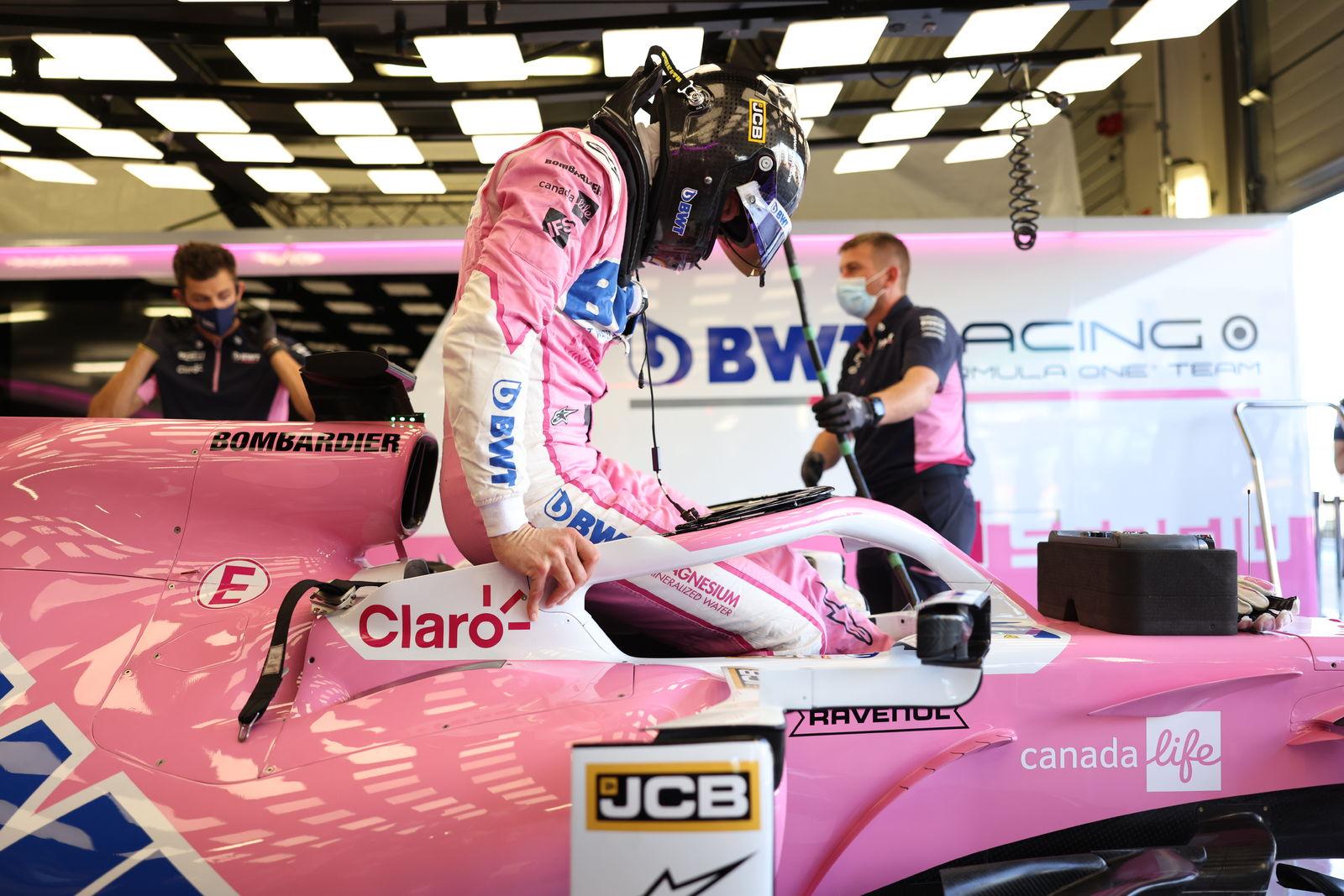 Racing Point explique pourquoi elle a choisi Hülkenberg pour remplacer Perez 1