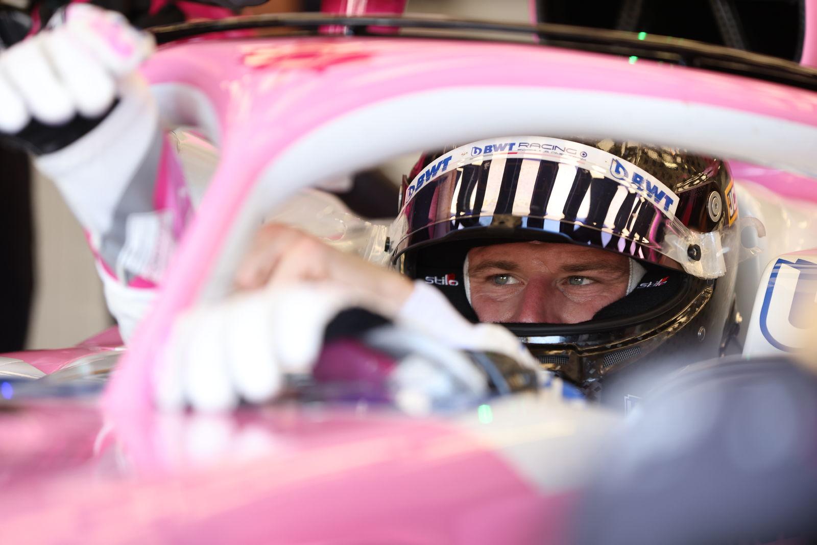 Officiel : Hülkenberg de retour en F1 dès ce week-end à Silverstone 1
