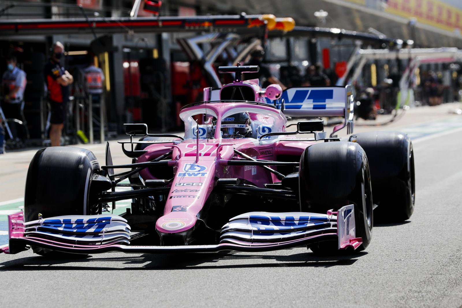 """F1 - Nico Hülkenberg : """"La voiture est extrêmement rapide"""""""