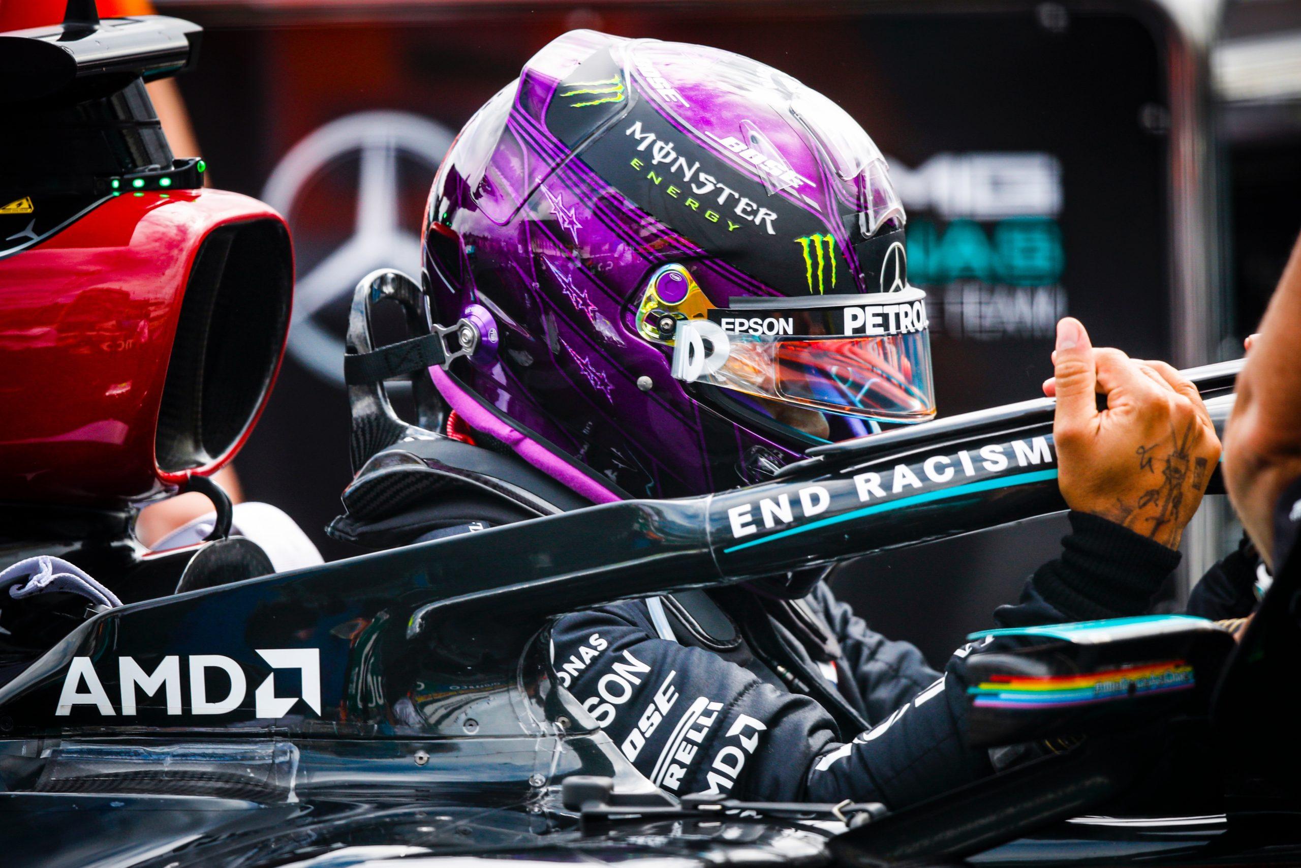 "Pour Brawn, ""la machine"" Hamilton va battre le record de Michael Schumacher 1"