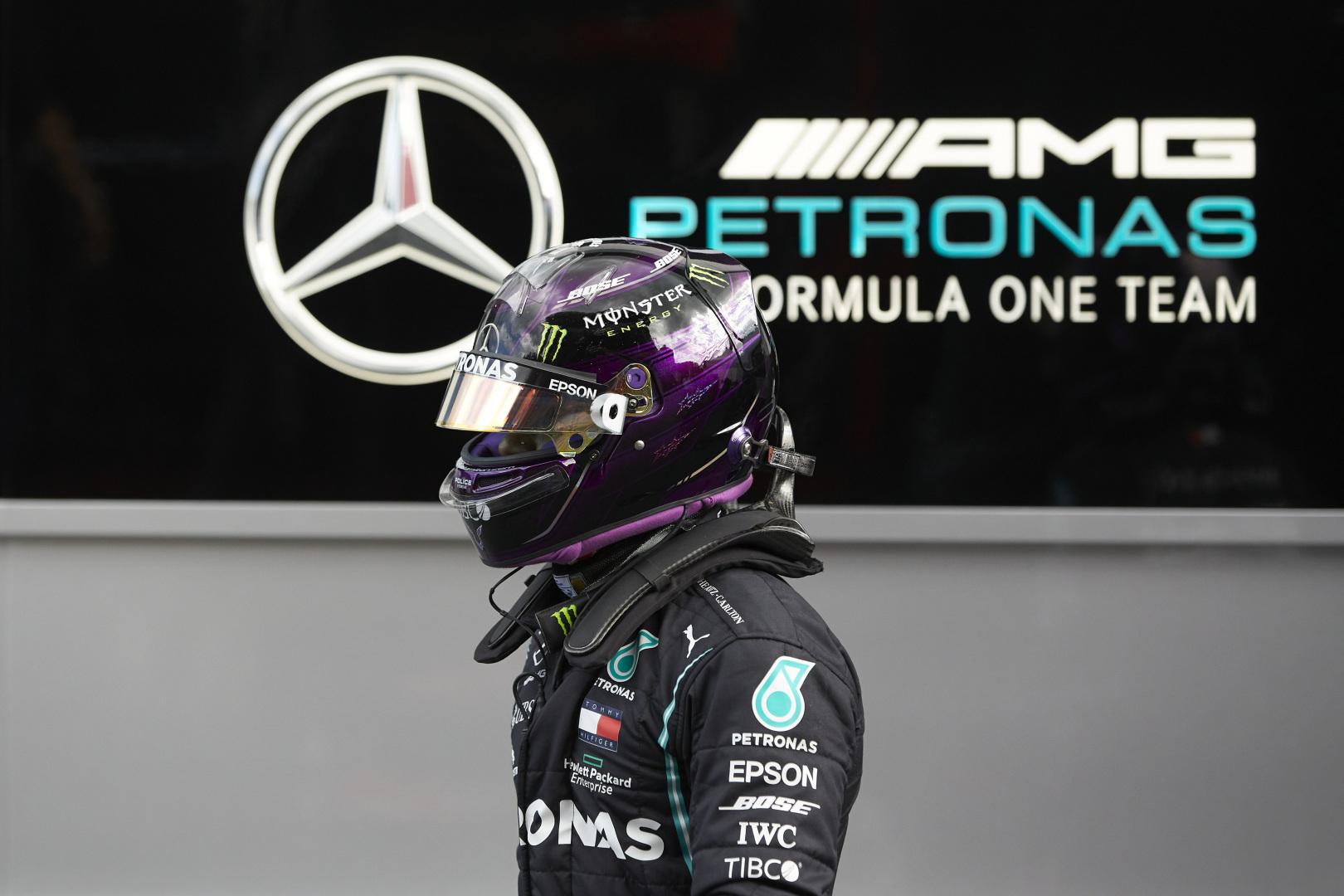 Le plus rapide ce vendredi en Autriche, Hamilton minimise ses performances 1
