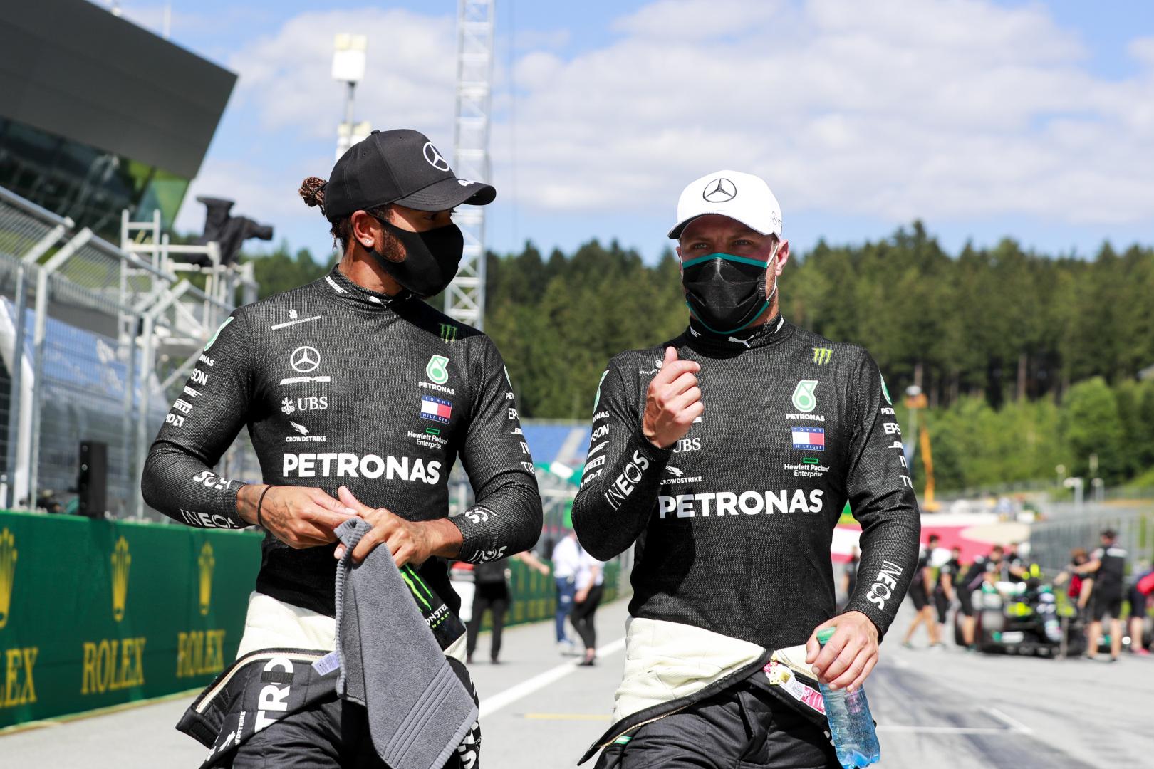 """Toujours leader du championnat, Bottas a """"limité les dégâts"""" ce dimanche en Styrie 1"""