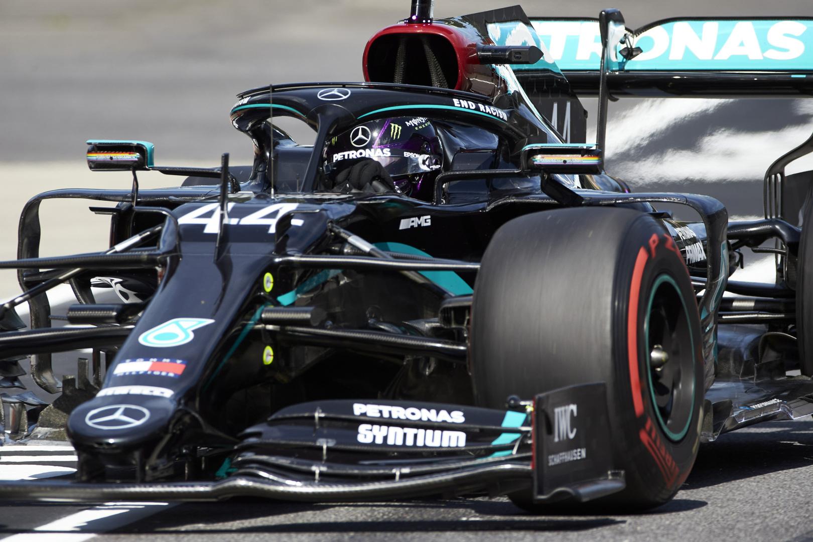 Mercedes pense avoir résolu ses problèmes de boîte de vitesses 1