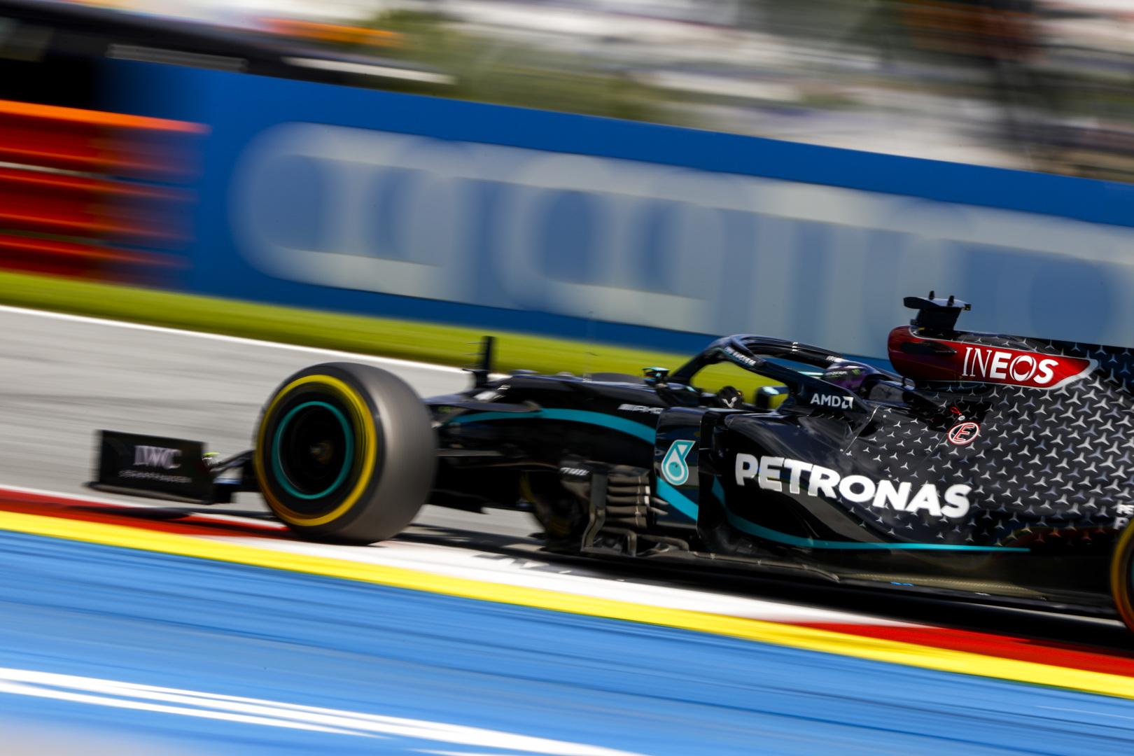GP de Styrie : Doublé Mercedes, catastrophe pour Ferrari 1