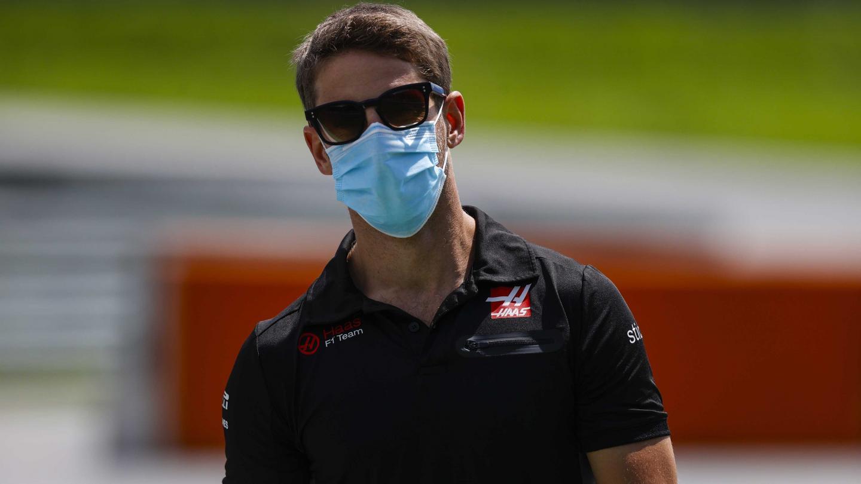 Romain Grosjean a été surpris par les performances des McLaren en Autriche 1