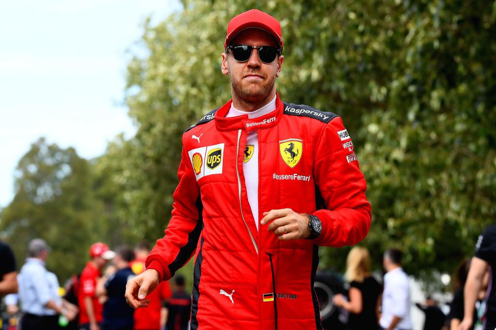 Sebastian Vettel ne regrette pas d'avoir quitté Red Bull pour rejoindre Ferrari 1