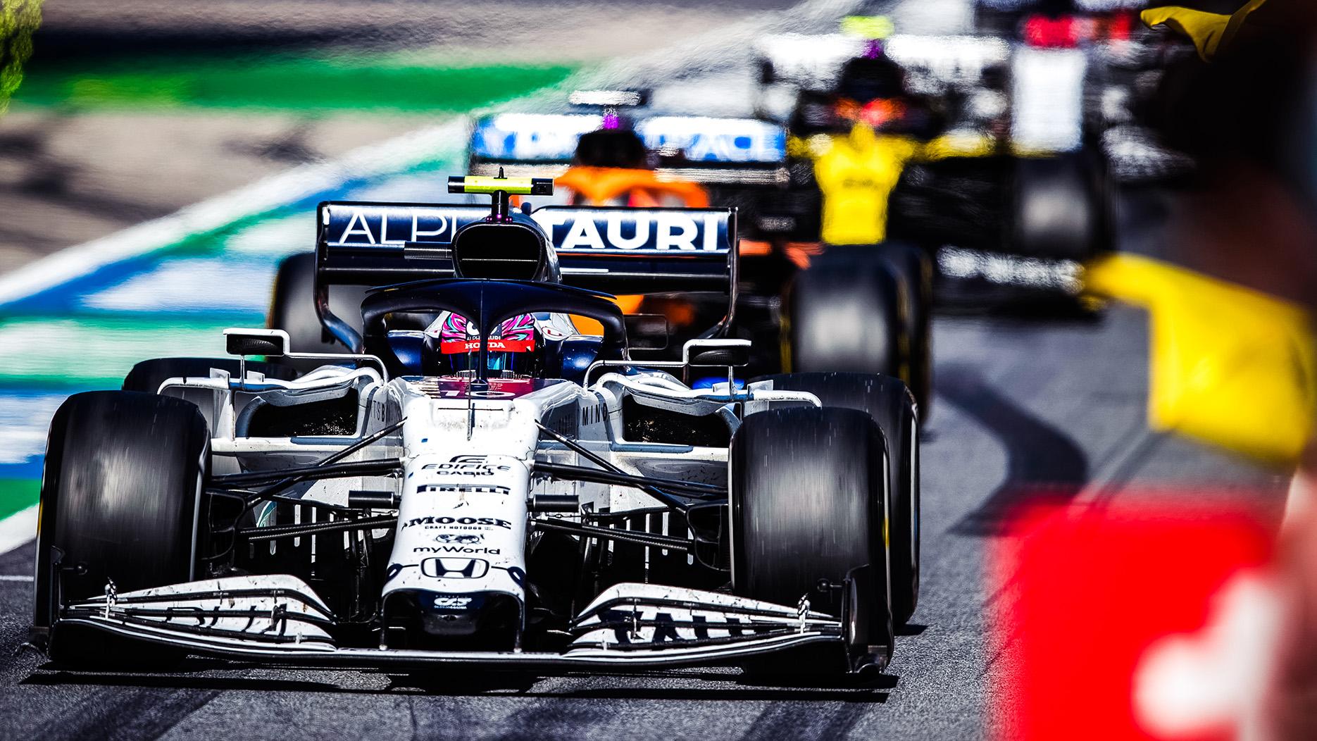 La liste des abandons au Grand Prix d'Autriche et leurs motifs 1