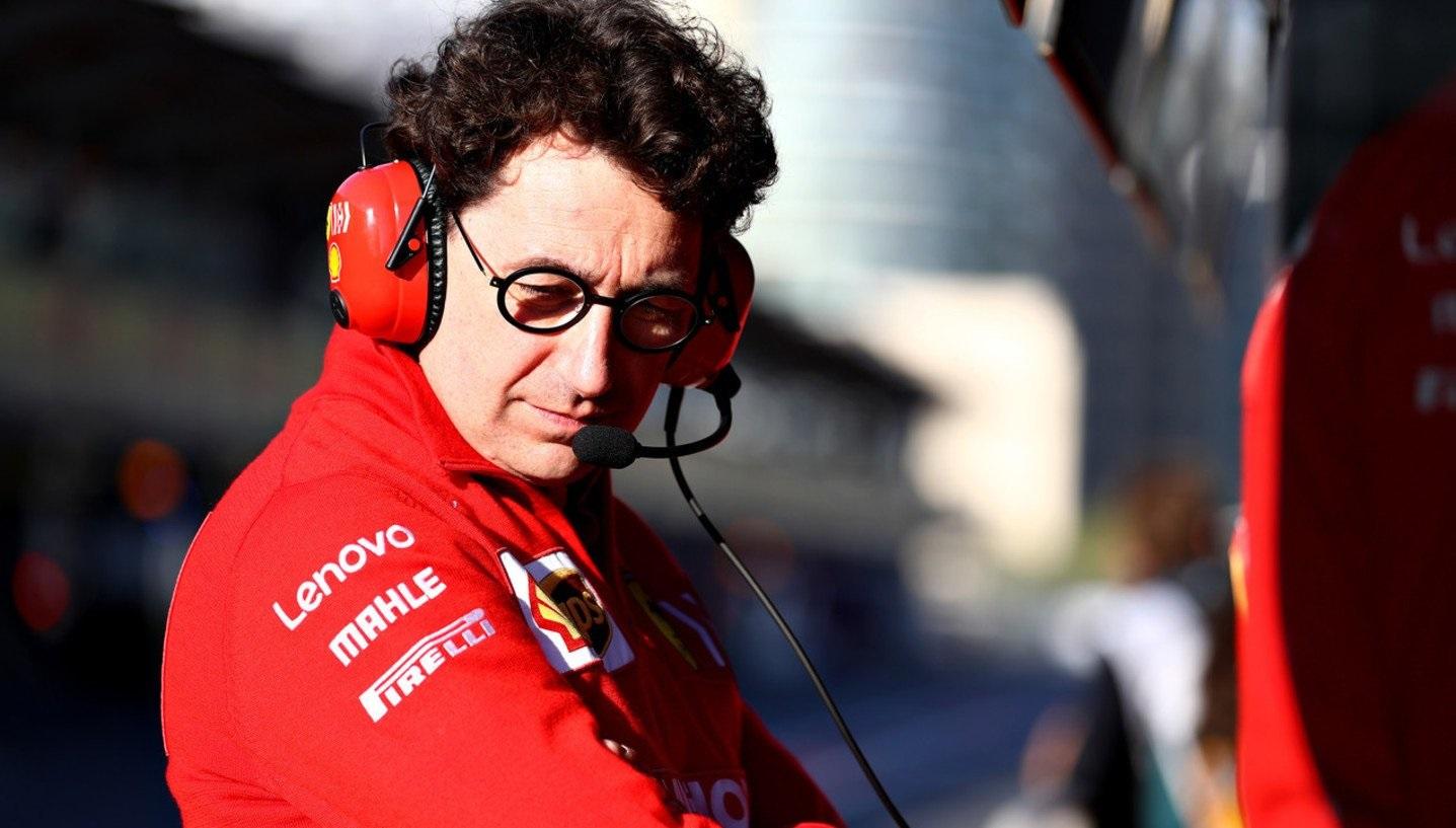 Officiel : Ferrari annonce une restructuration interne 1