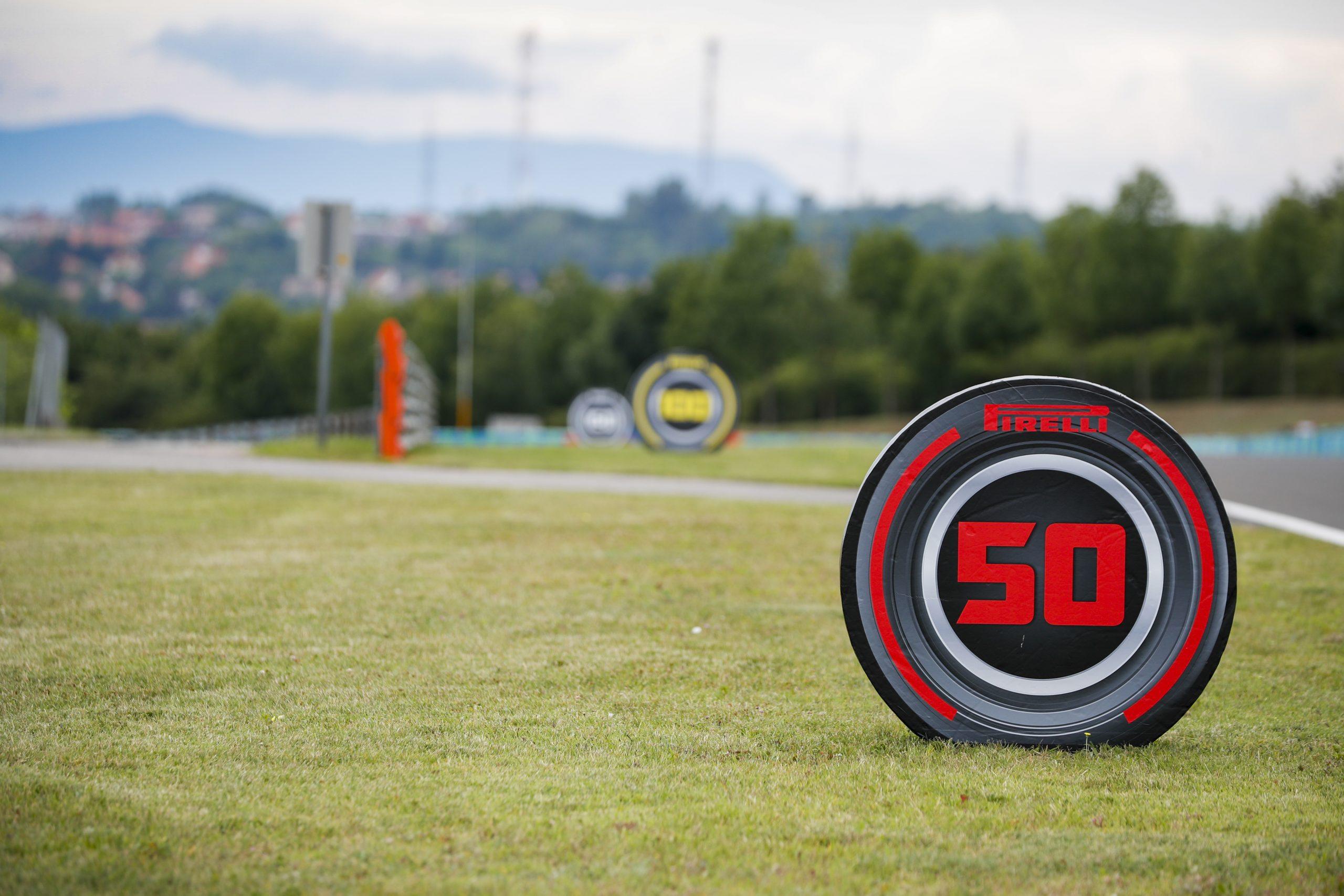 F1 - Pirelli annonce ses choix de pneus pour les GP de Toscane et de Russie