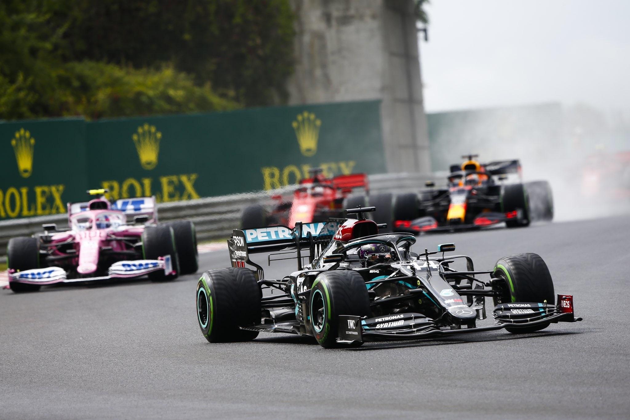 Le début de saison 2020 de la F1 est une réussite pour Ross Brawn 1