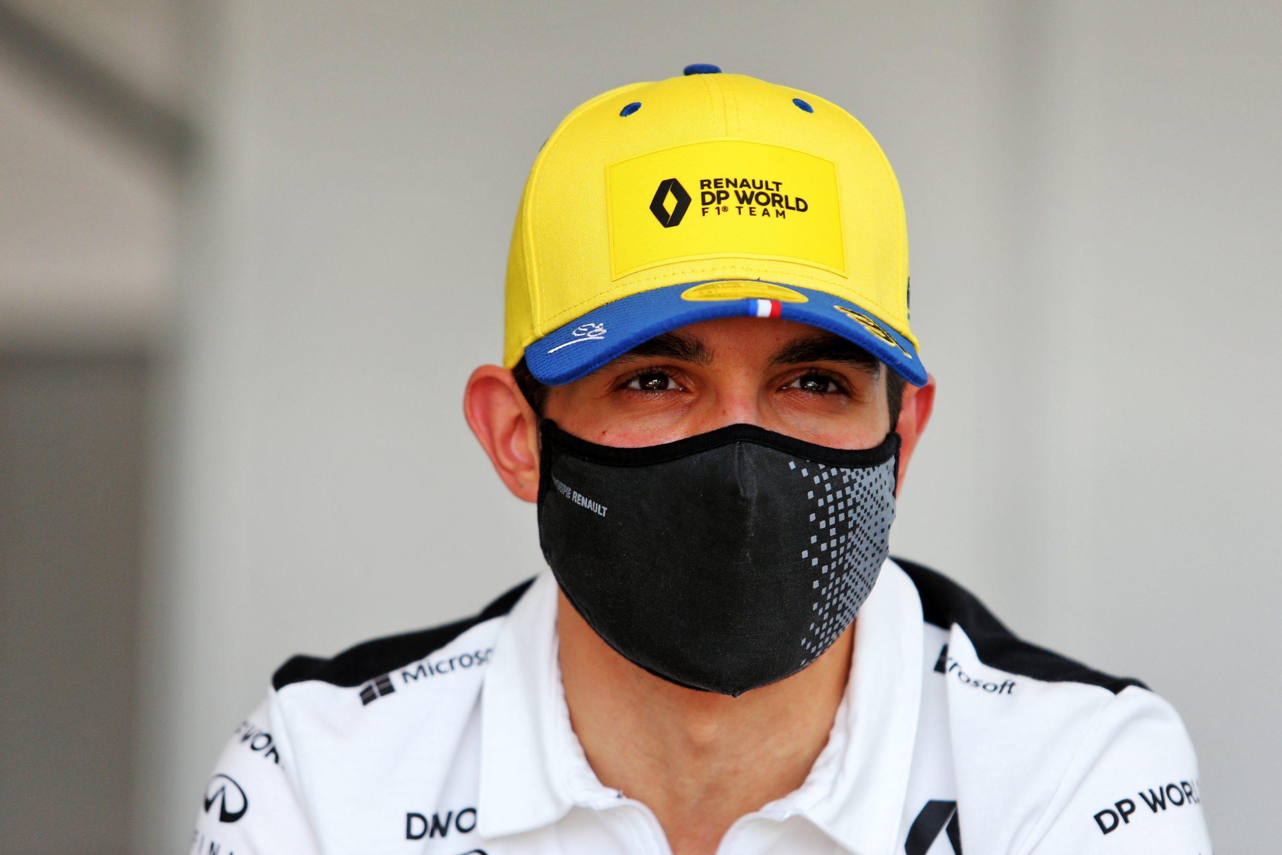 Esteban Ocon très heureux de pouvoir rouler aux côtés d'Alonso en 2021 1