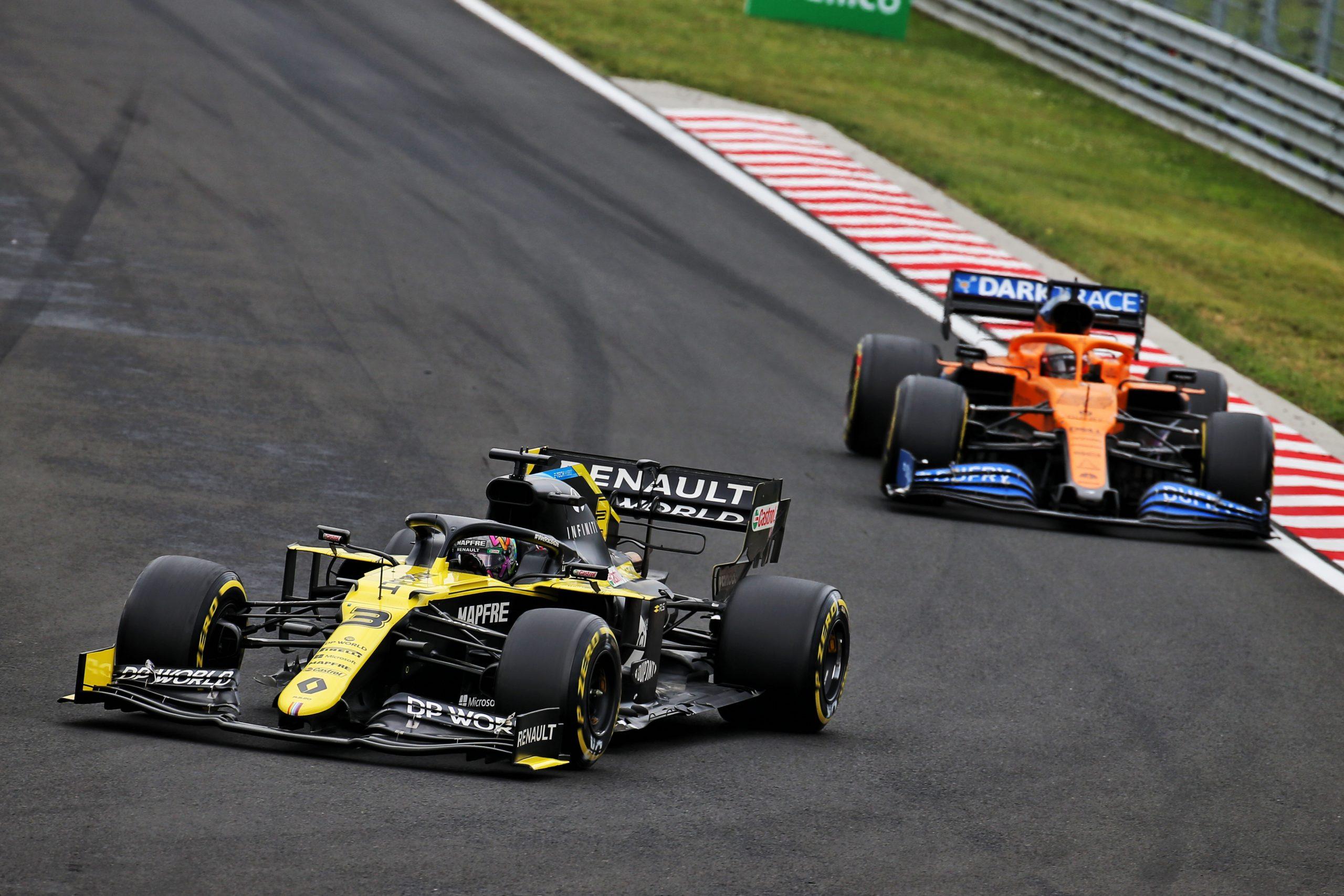 F1 - Après la Hongrie, Renault F1 sait ce que vaut sa RS20 dans la hiérarchie