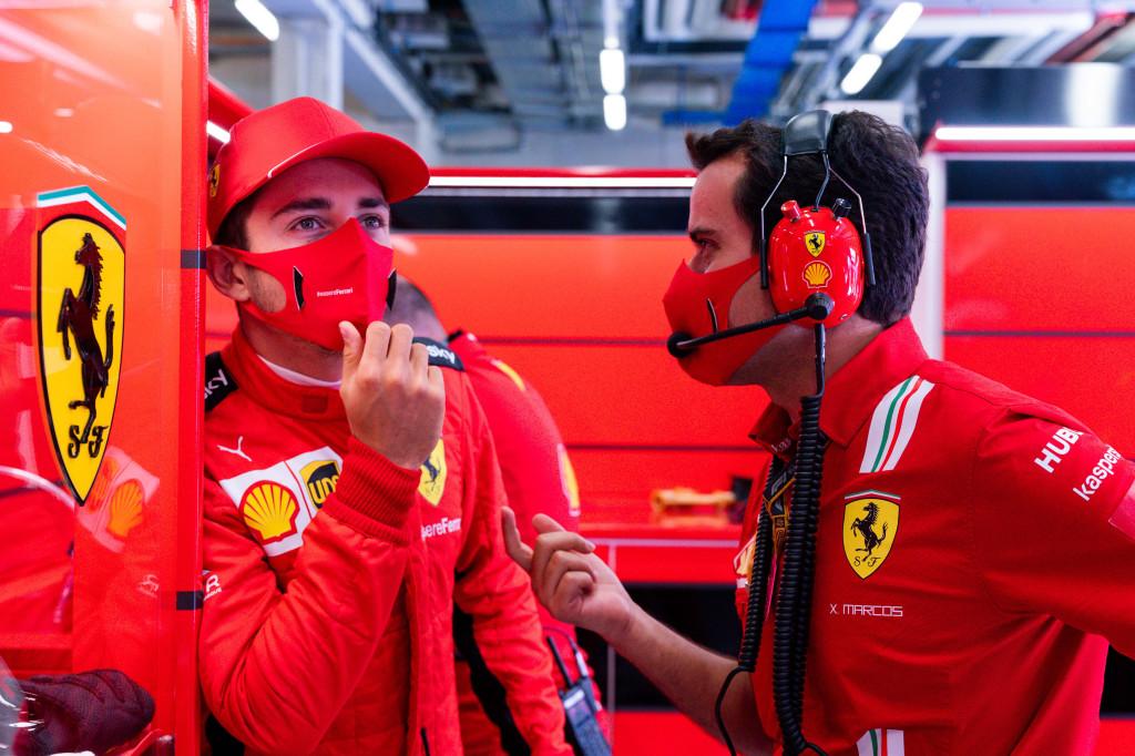 """Leclerc persuadé d'avoir fait le bon choix avec une """"configuration agressive"""" pour la course 1"""