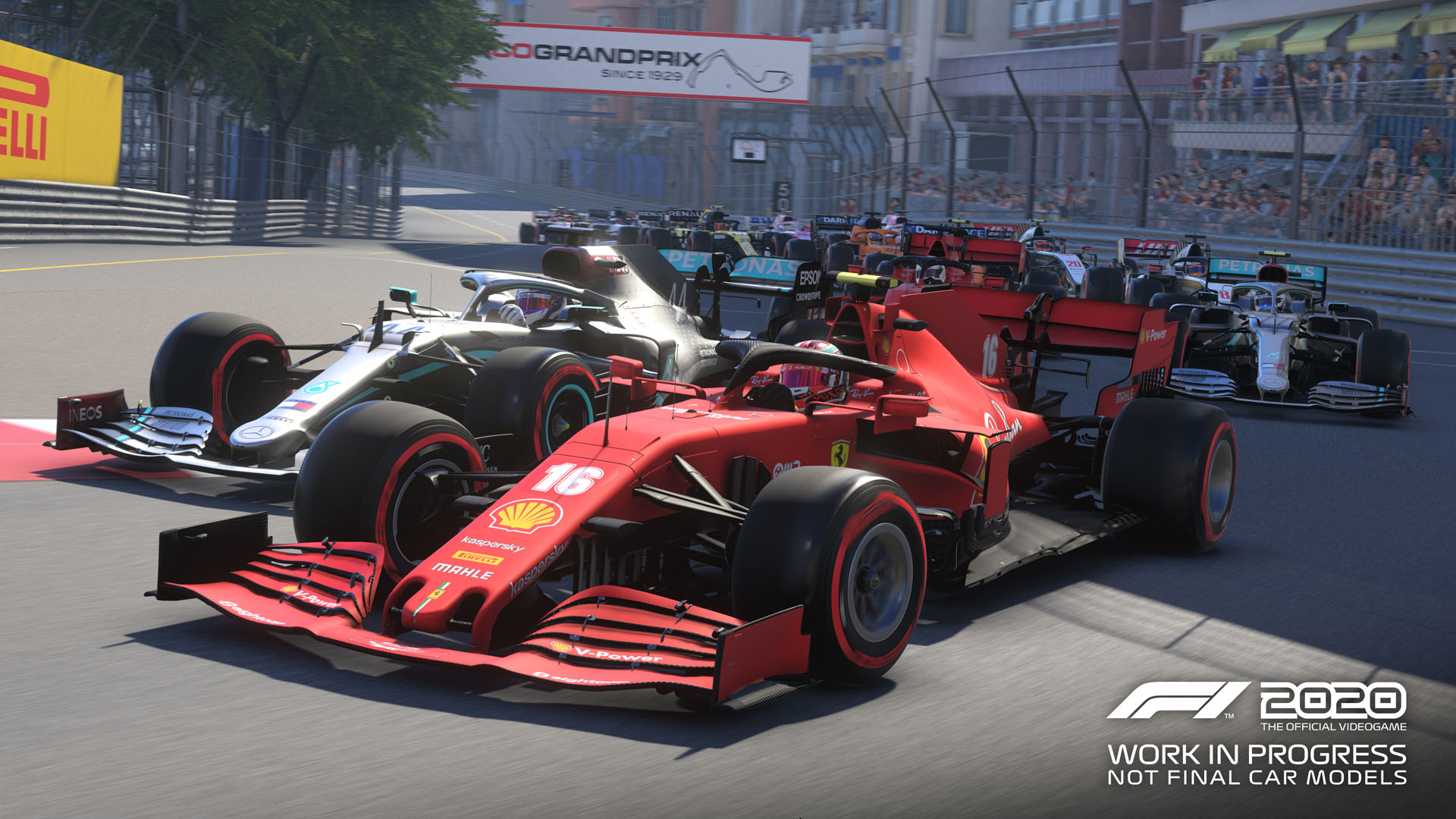 F1 2020 : le test de la rédaction 1