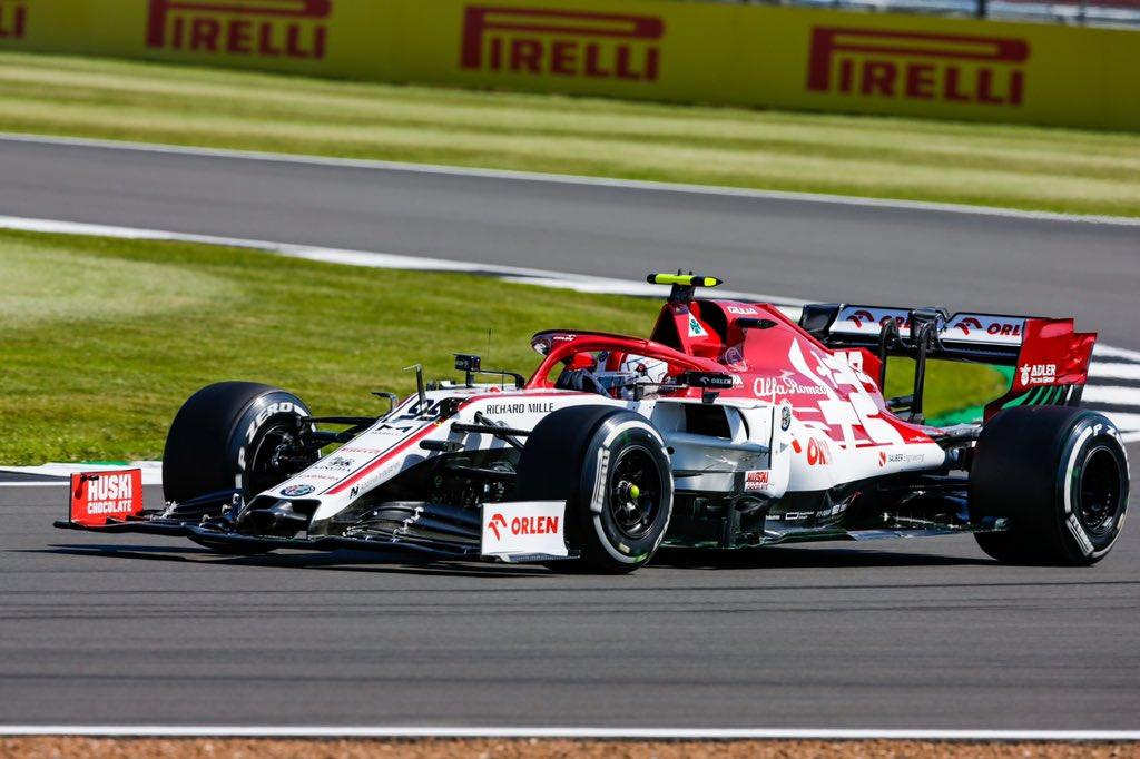 Officiel : Antonio Giovinazzi reçoit un avertissement après les EL1 à Silverstone 1