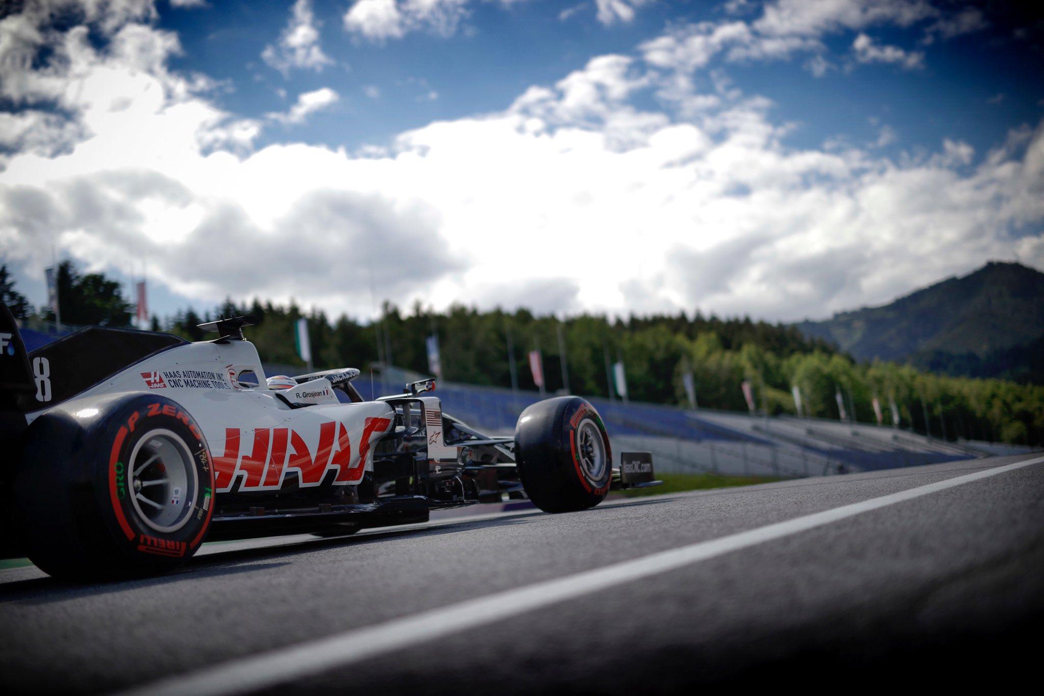 """F1 - Steiner : """"Nous devons continuer à travailler et réduire les erreurs"""""""
