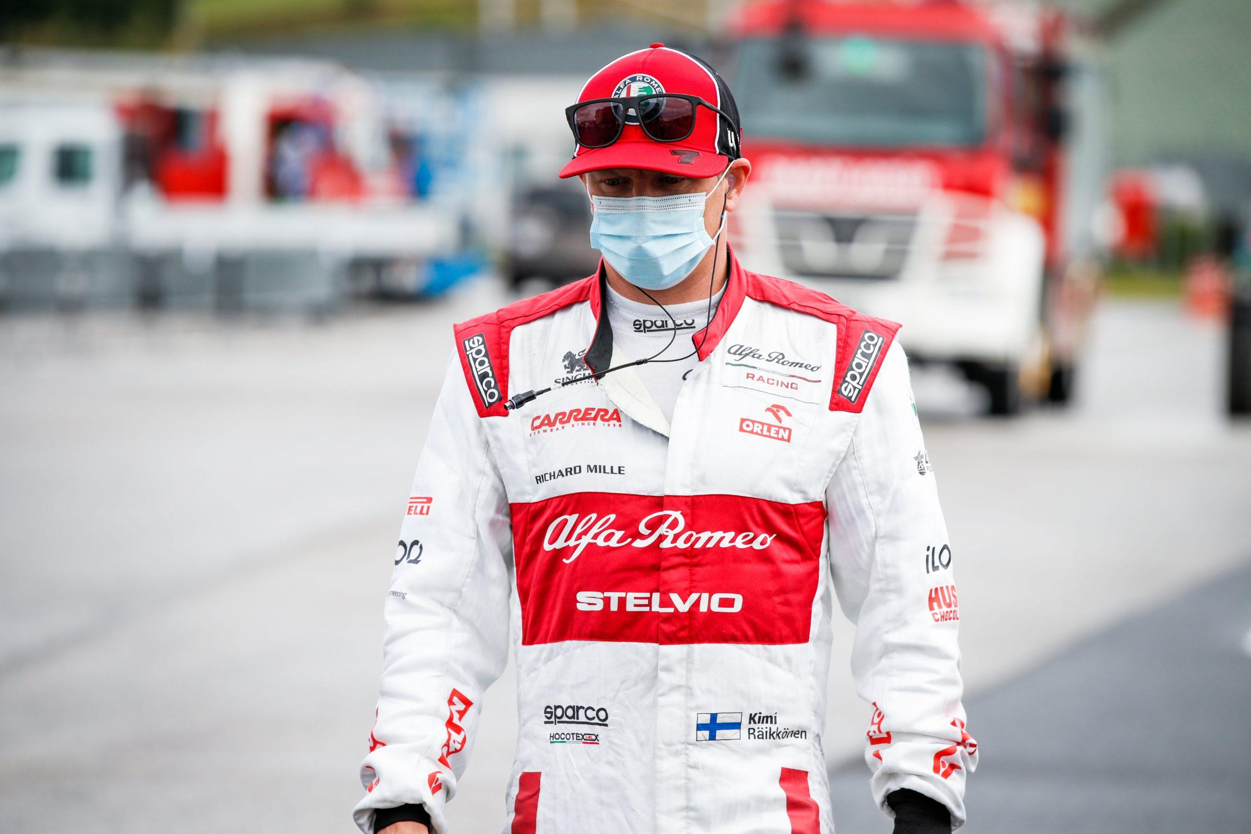 Kimi Raikkonen a battu un record de Schumacher à Silverstone 1