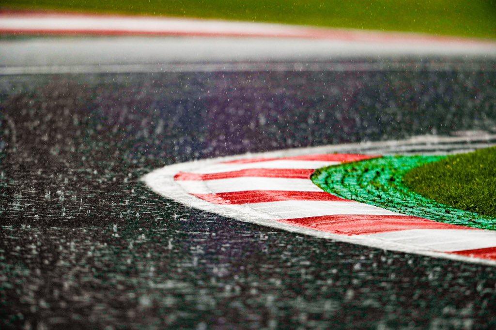 La pluie attendue ce week-end au Grand Prix de Hongrie 1