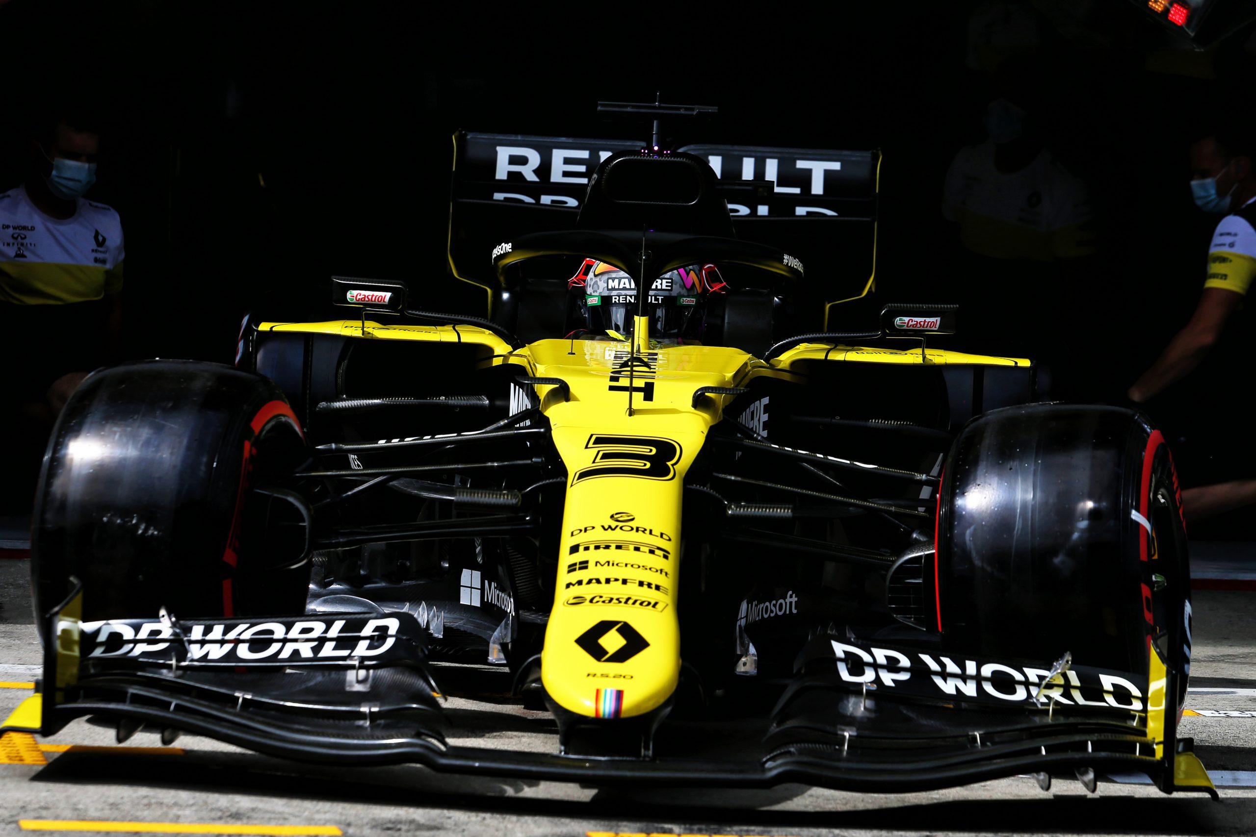 Renault F1 suspend le développement de son moteur pour 2020 1