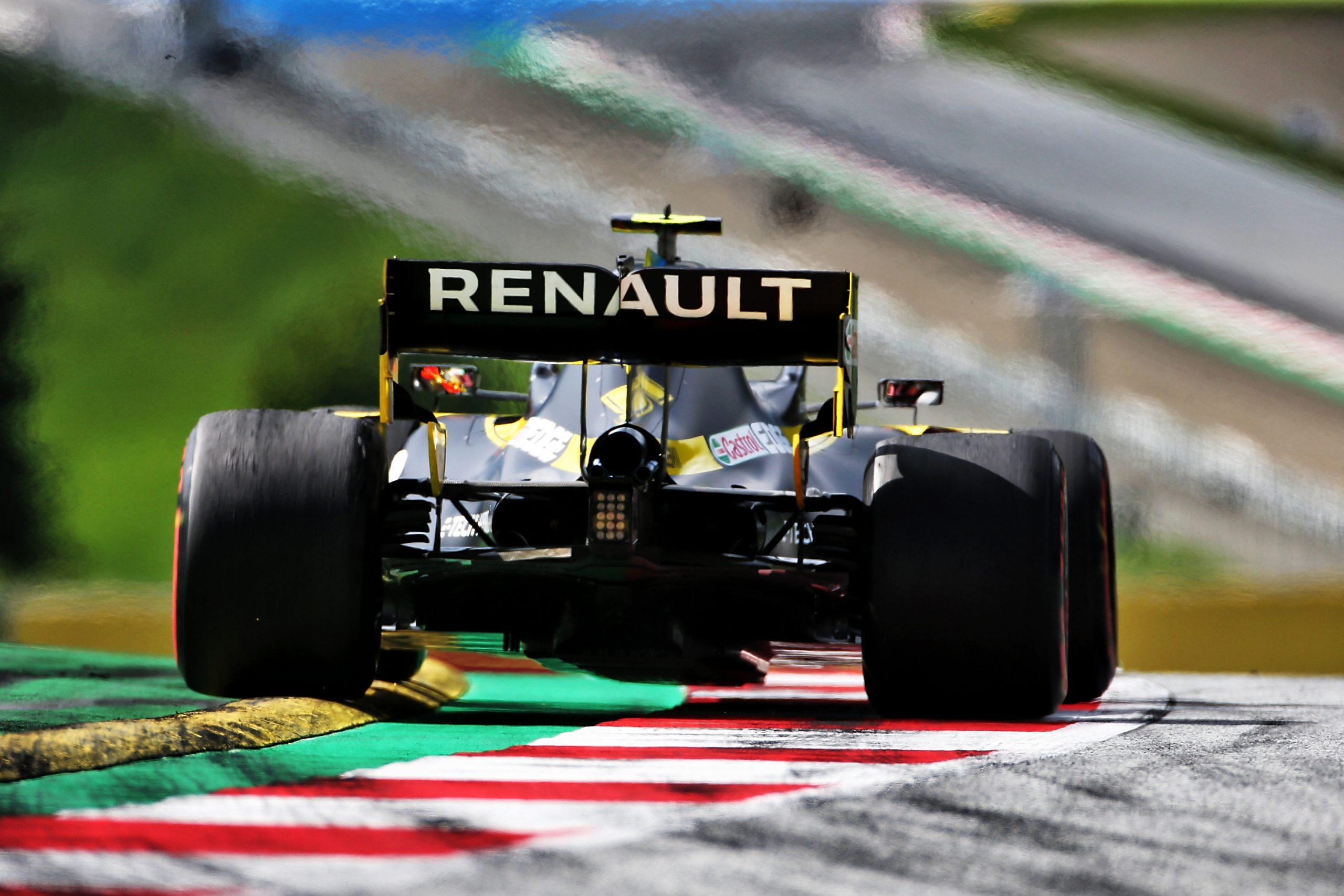 La grille de départ du Grand Prix d'Autriche 2020 1