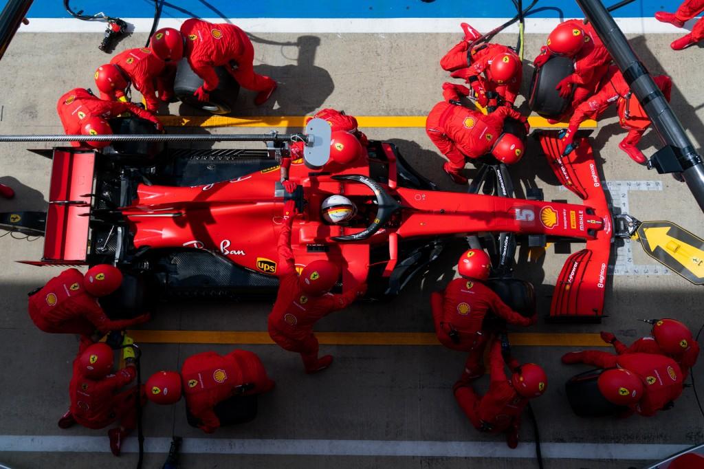 Ferrari ne testera aucune nouvelle pièce sur la SF1000 pour sa journée de tournage 1