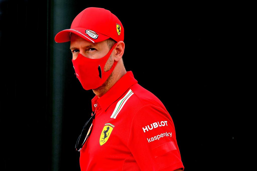 Pour Ross Brawn, Ferrari et Vettel doivent discuter 1
