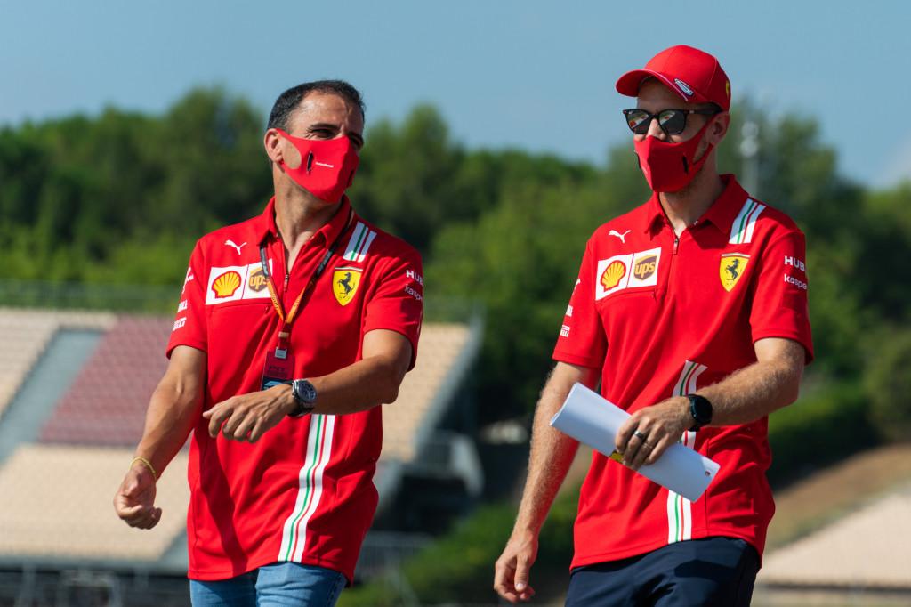"""La restriction des modes moteur ne """"peut être que positif"""" pour Ferrari 1"""