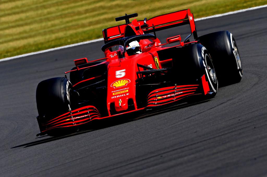 """Vettel : """"Les petits détails feront la différence"""" au GP d'Espagne 1"""
