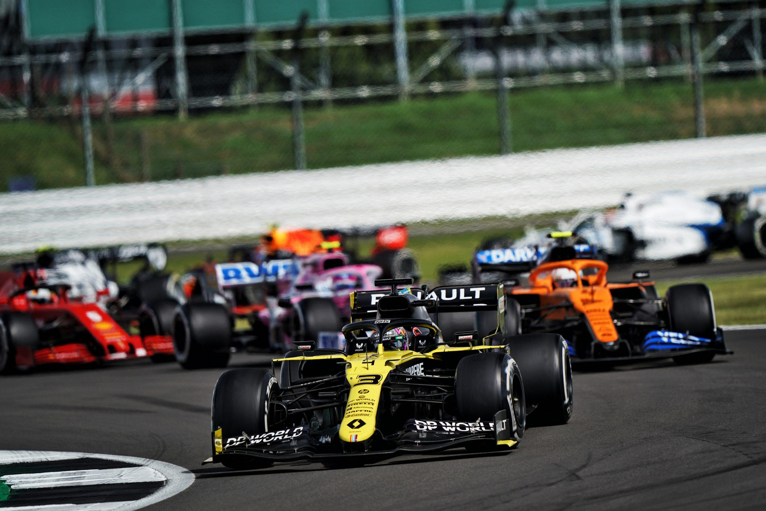 Norris révèle comment il a ouvert la porte à Daniel Ricciardo au GP de Grande-Bretagne 1