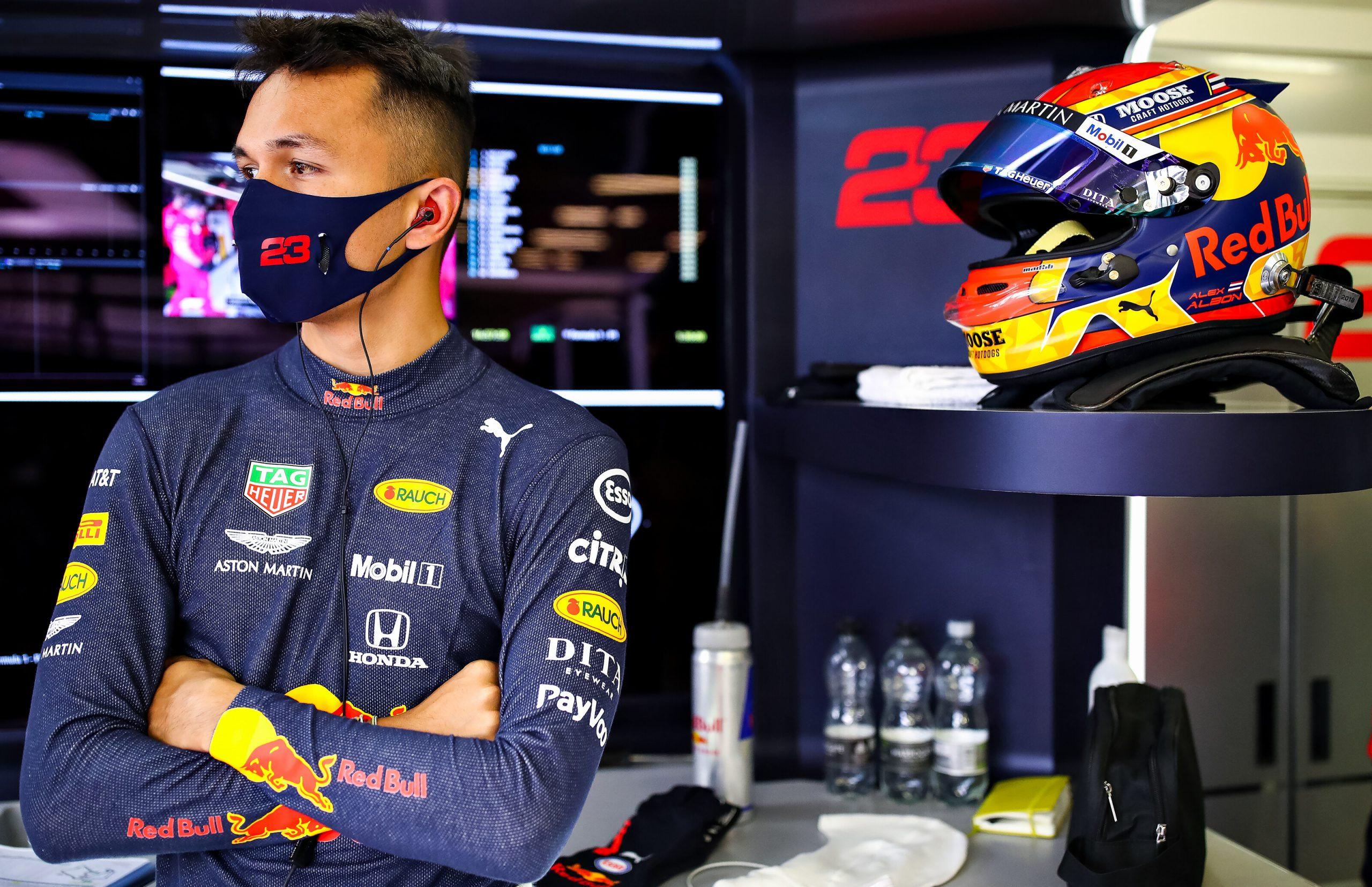 F1 - Red Bull explique pourquoi Alex Albon travaille avec un autre ingénieur