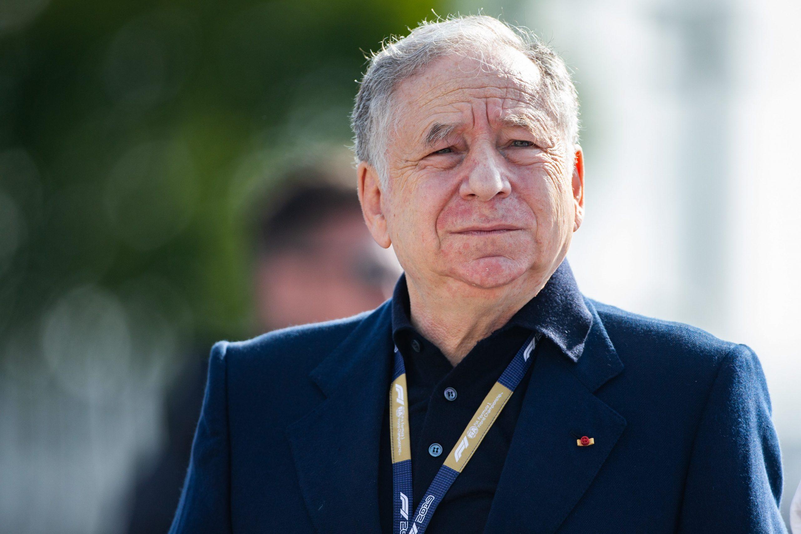 """Jean Todt : Les nouveaux accords Concorde assurent """"un avenir stable à la F1"""" 1"""