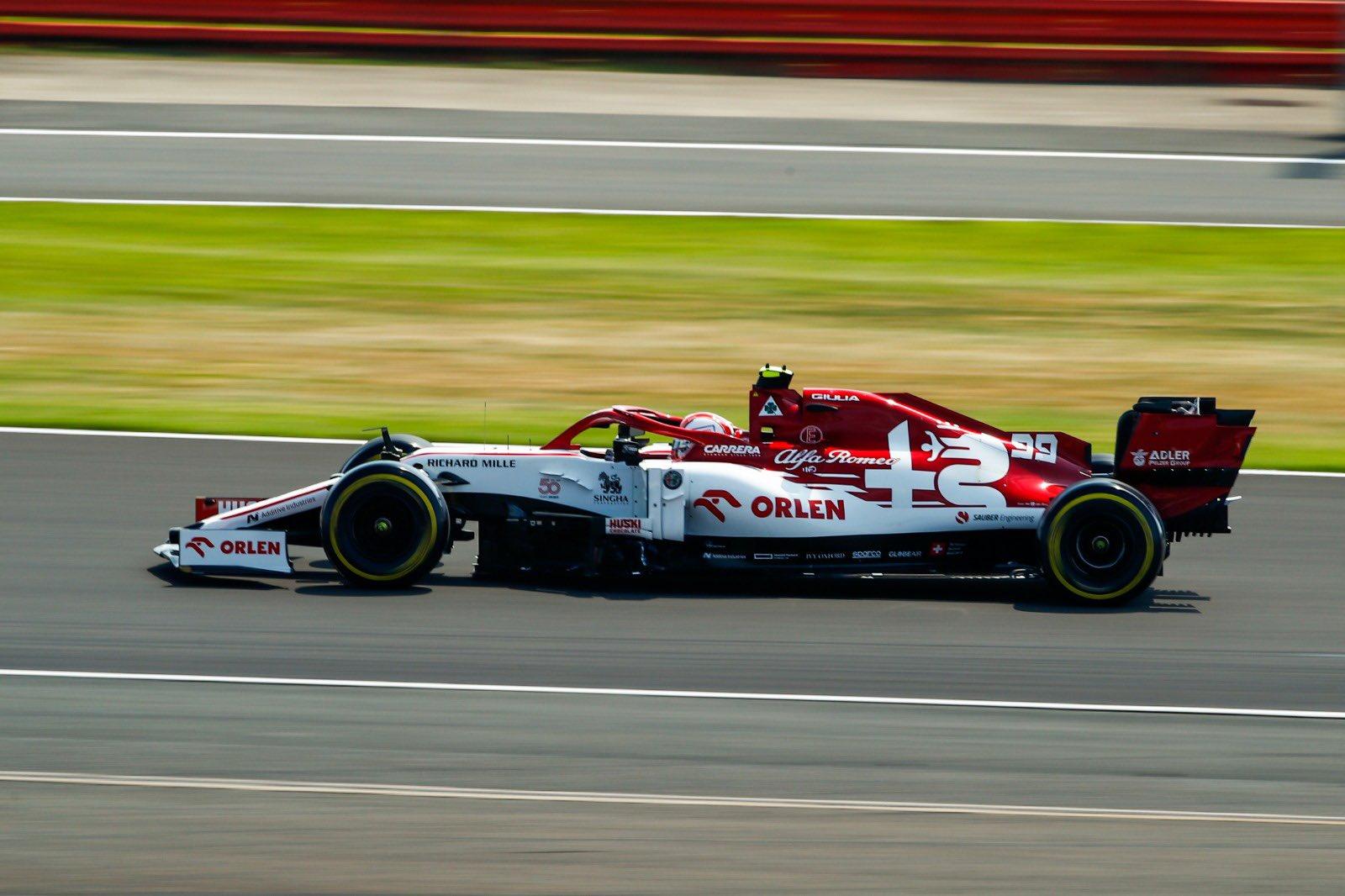 Chez Alfa Romeo, on ne s'attend à aucun miracle pour le GP d'Espagne 1