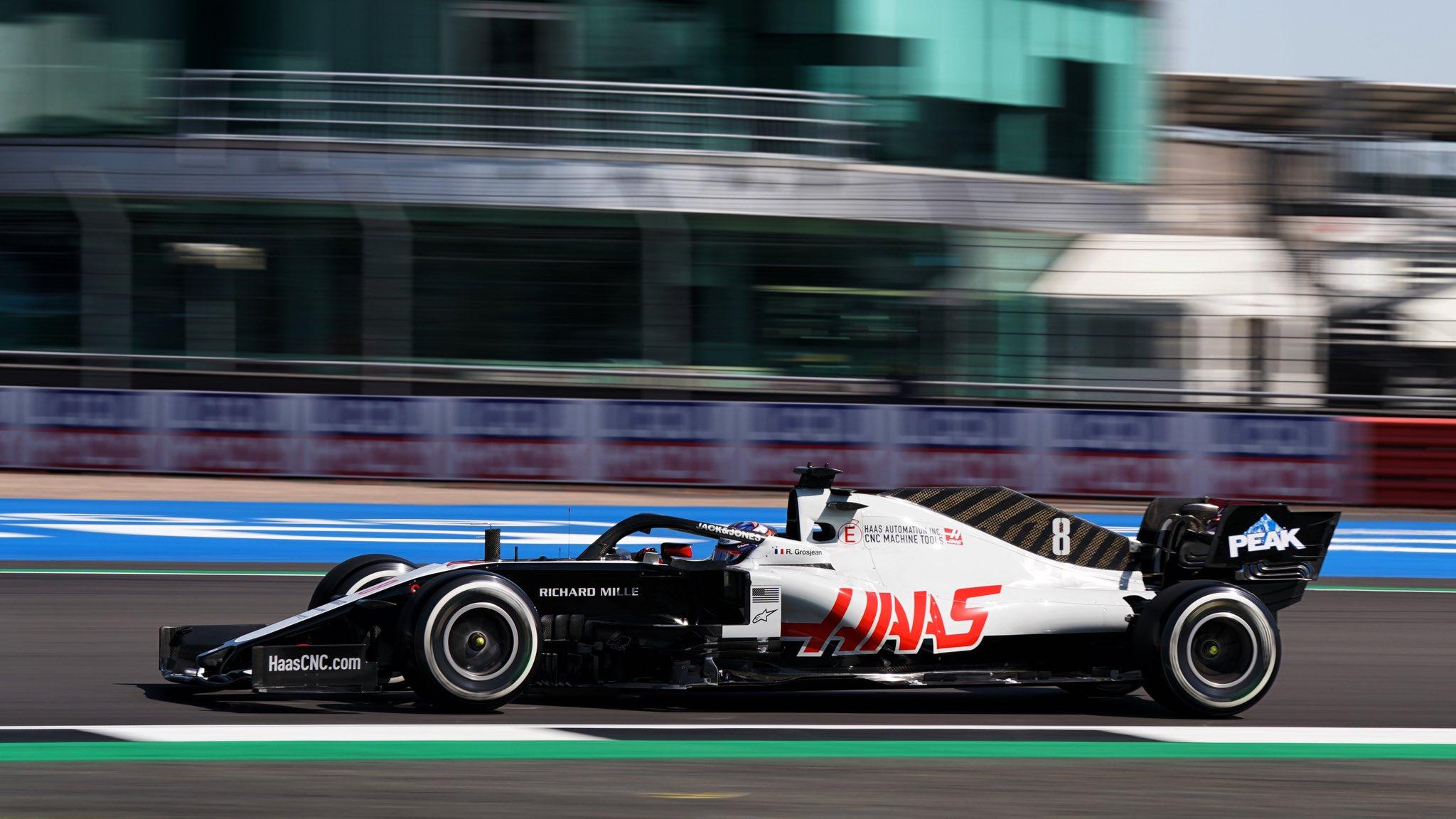 Romain Grosjean estime avoir tout perdu dès le départ ce dimanche 1