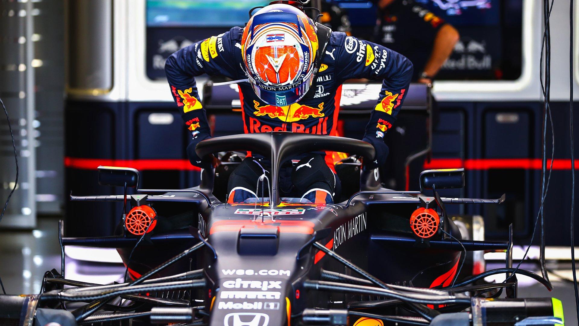 Alex Albon étonné par le rythme de sa Red Bull en course 1