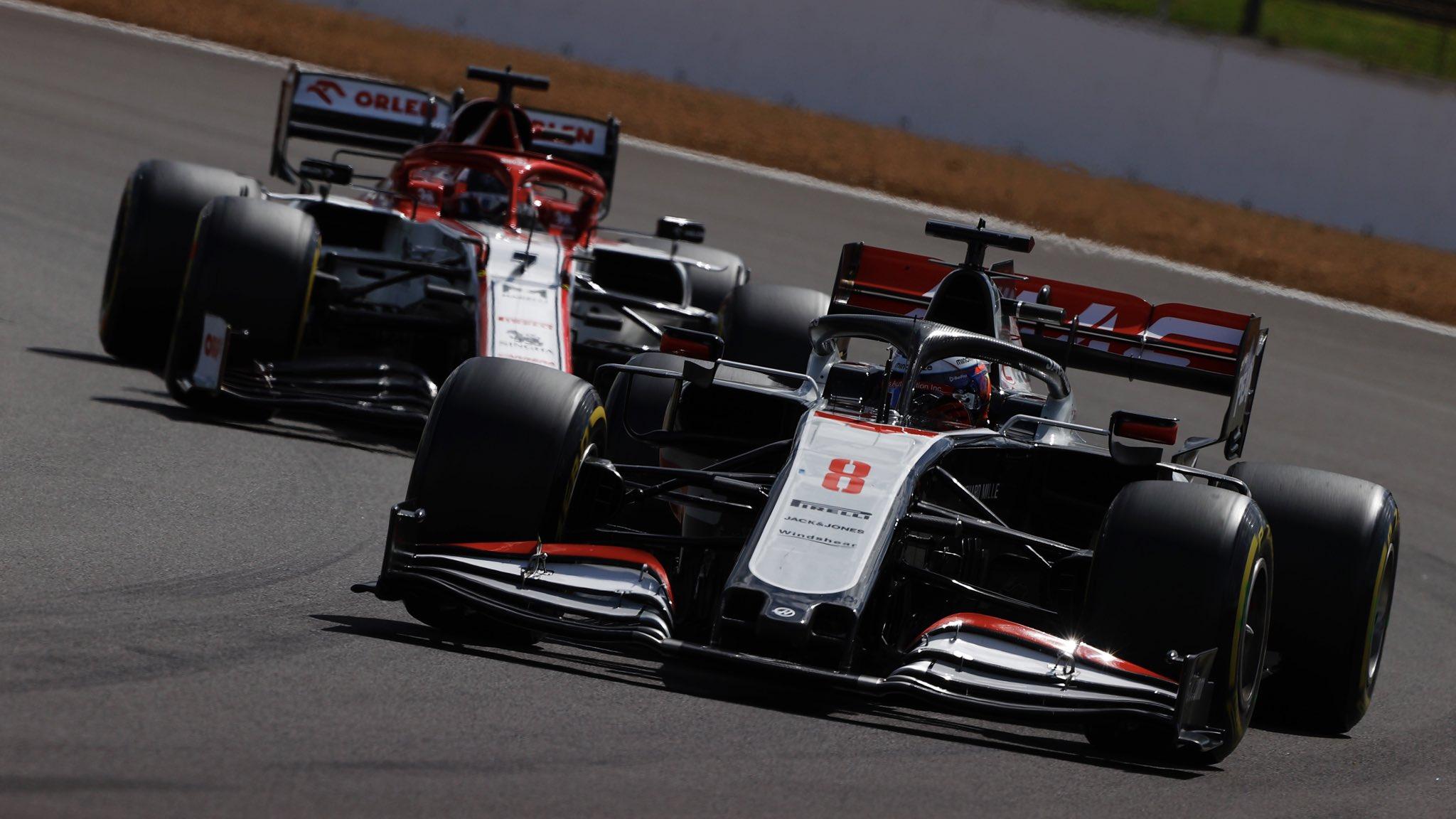 Officiel : Romain Grosjean convoqué chez les commissaires à Silverstone 1