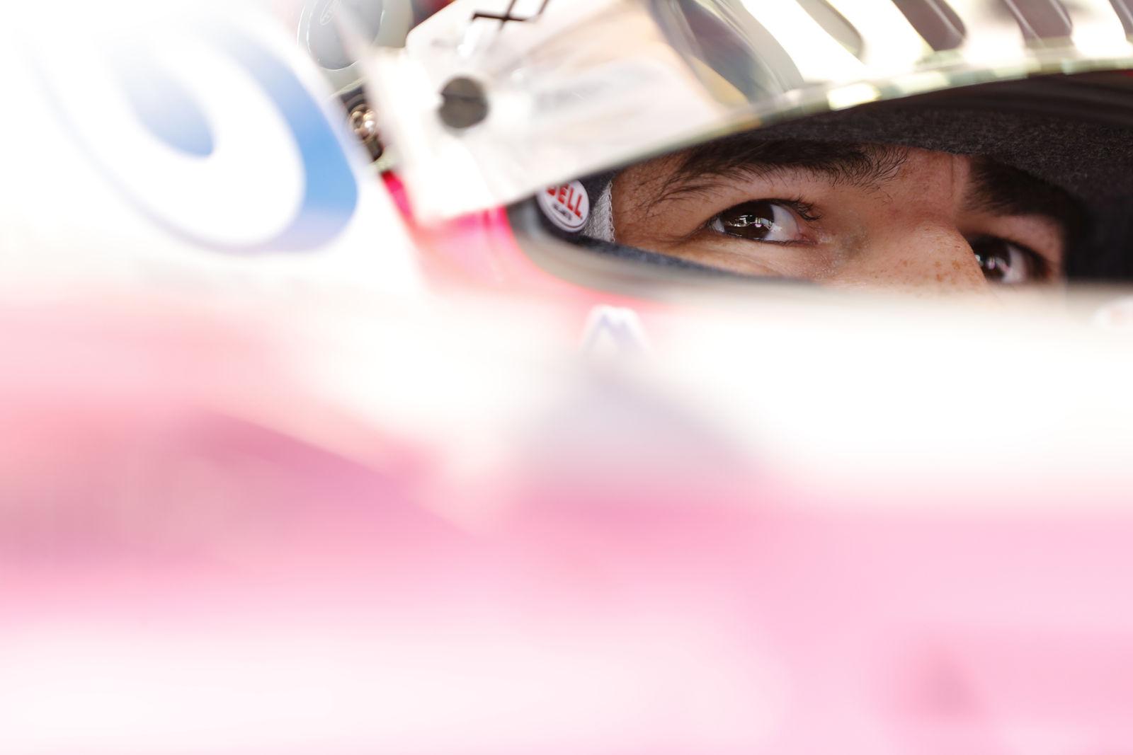 Positif au COVID-19, Sergio Perez se dit asymptomatique 1