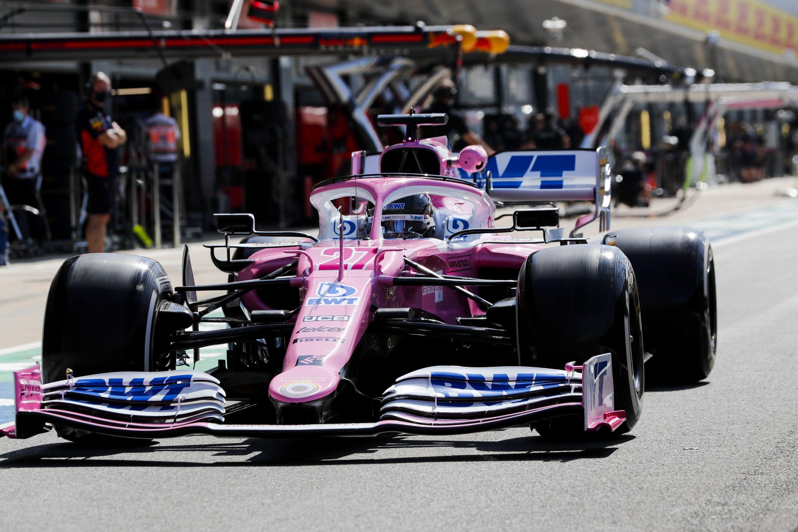 Officiel : Amende record pour Racing Point et perte de points au championnat 1