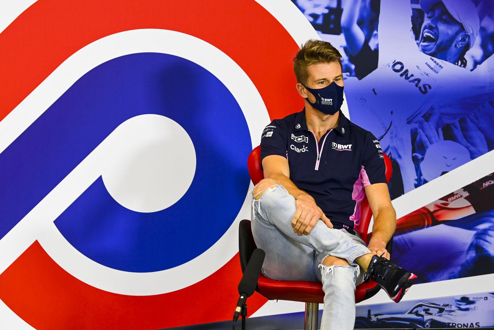 Pour son second week-end avec Racing Point, Hülkenberg vise les points à Silverstone 1
