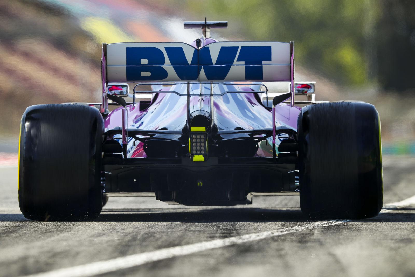 F1 - Après Barcelone, Racing Point est désormais troisième au championnat constructeurs