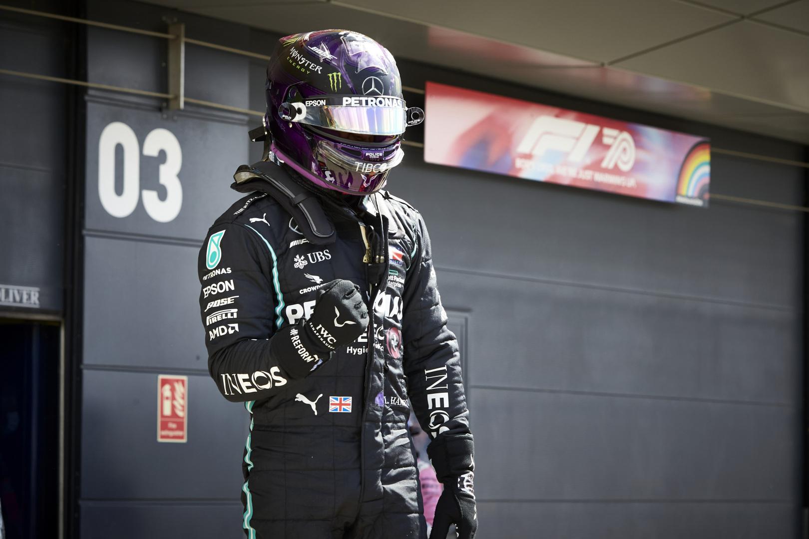 Pour Verstappen, personne ne peut empêcher Hamilton de remporter un autre titre 1
