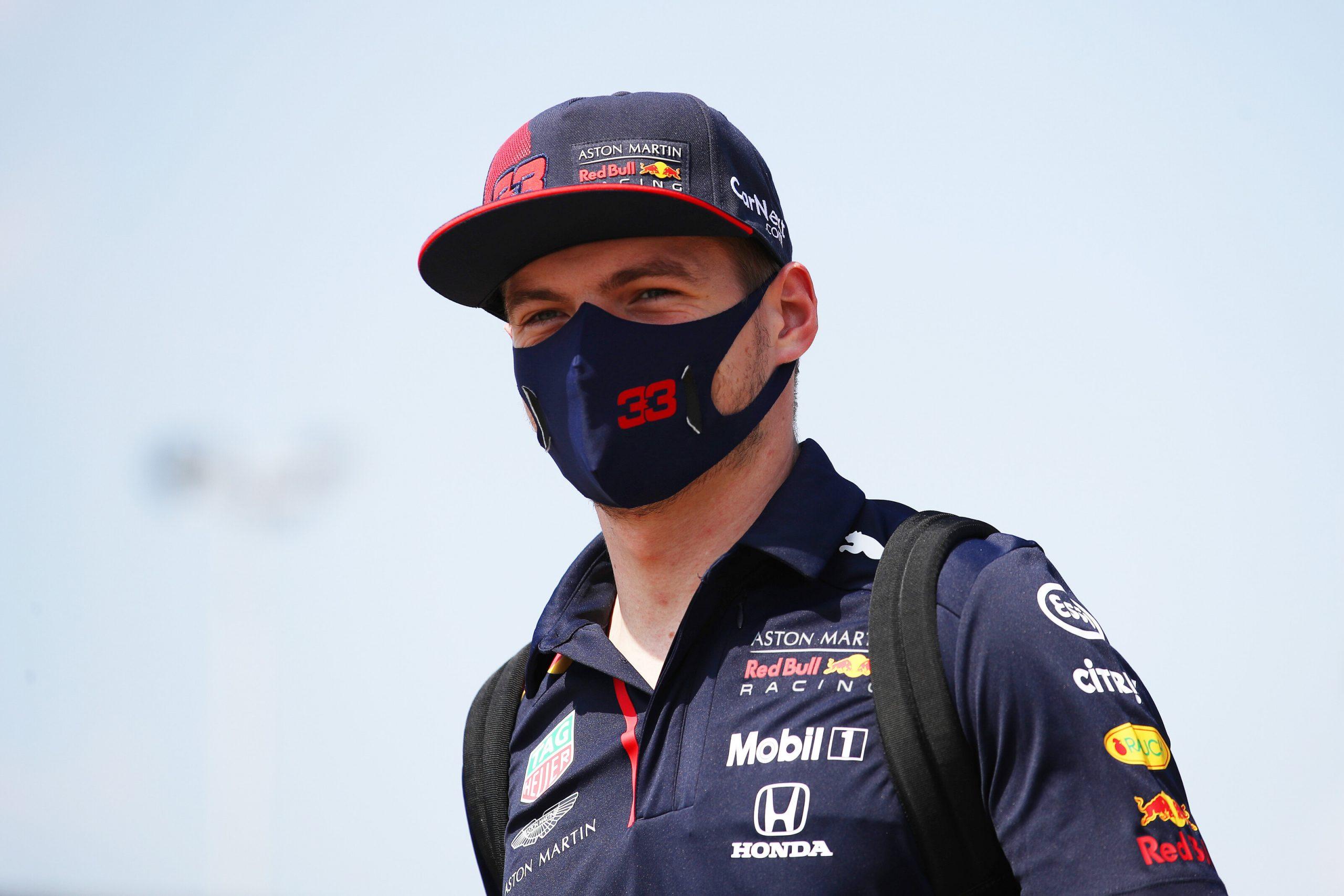Max Verstappen ne veut pas trop s'avancer avant le GP d'Espagne 1