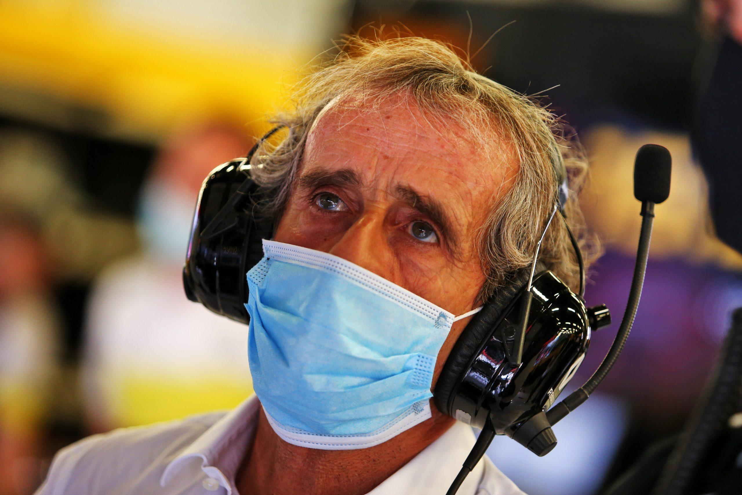 F1 - Prost : la saison 2020 a apporté de la sérénité à Renault F1
