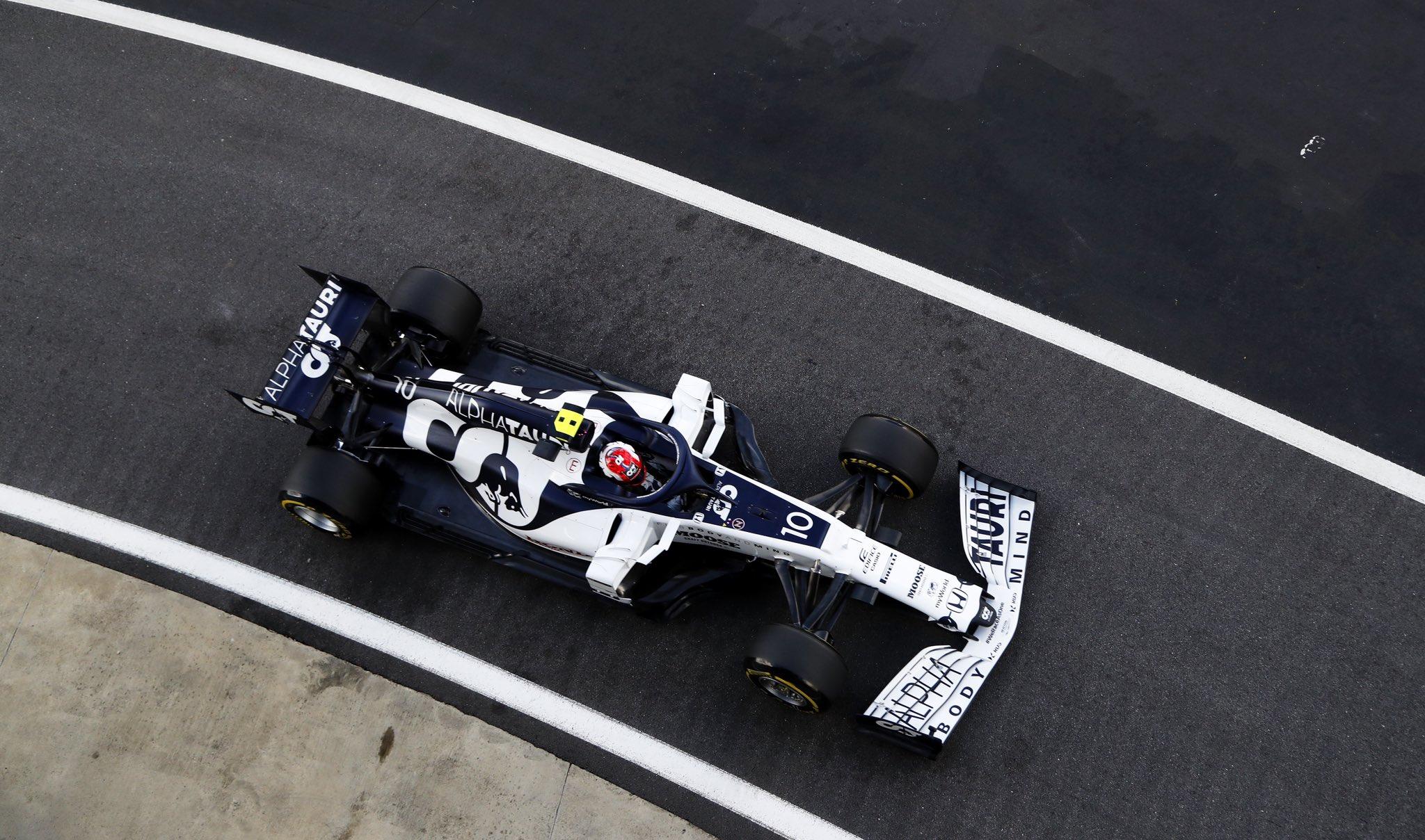 """F1 - Onzième sur la grille, Gasly a battu """"l'une des meilleures voitures"""" du plateau"""