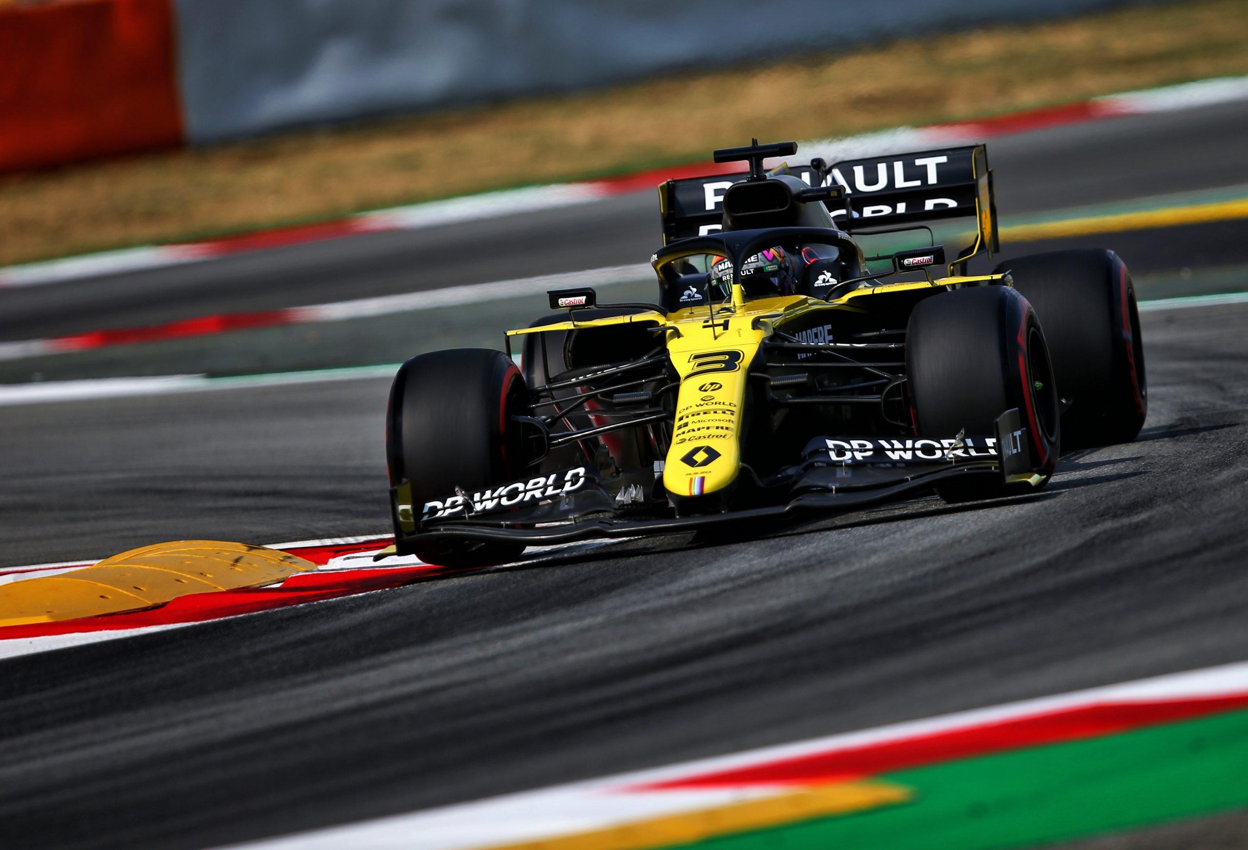 La grille de départ du Grand Prix d'Espagne 2020 1